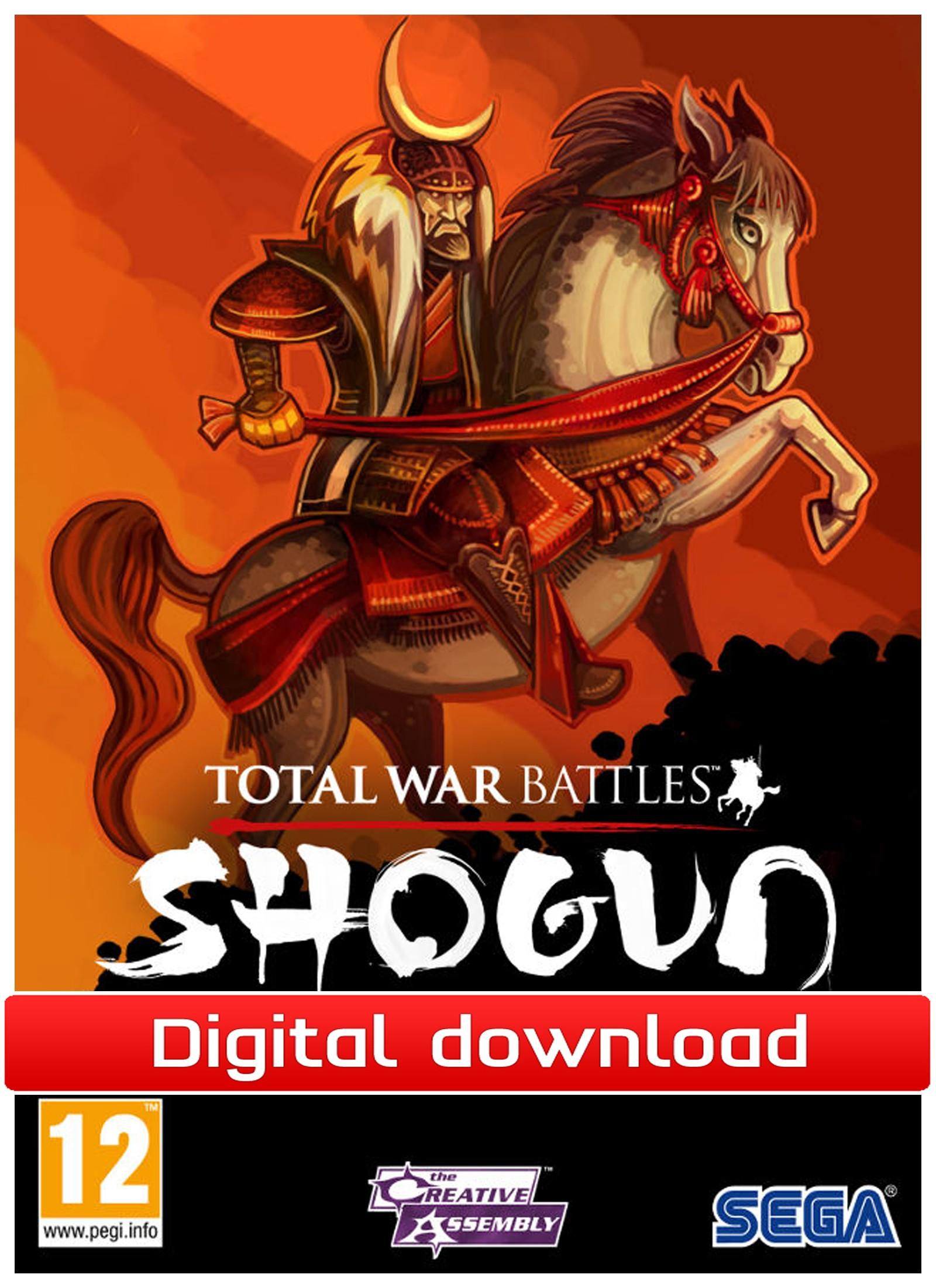 Total War Battles: SHOGUN (PC nedlastning) PCDD30473