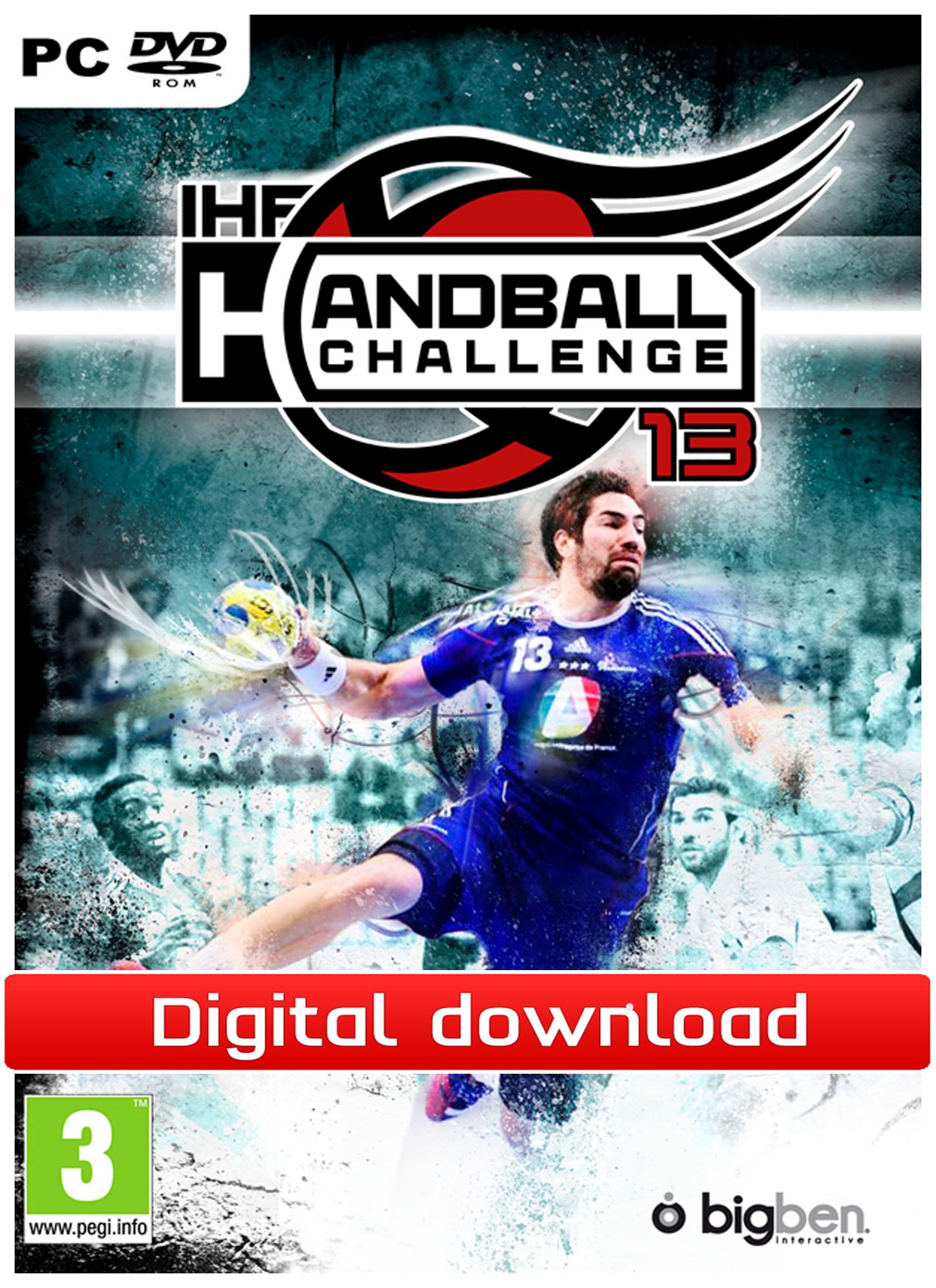 Handball Challenge 2013 (PC nedlastning) PCDD30737