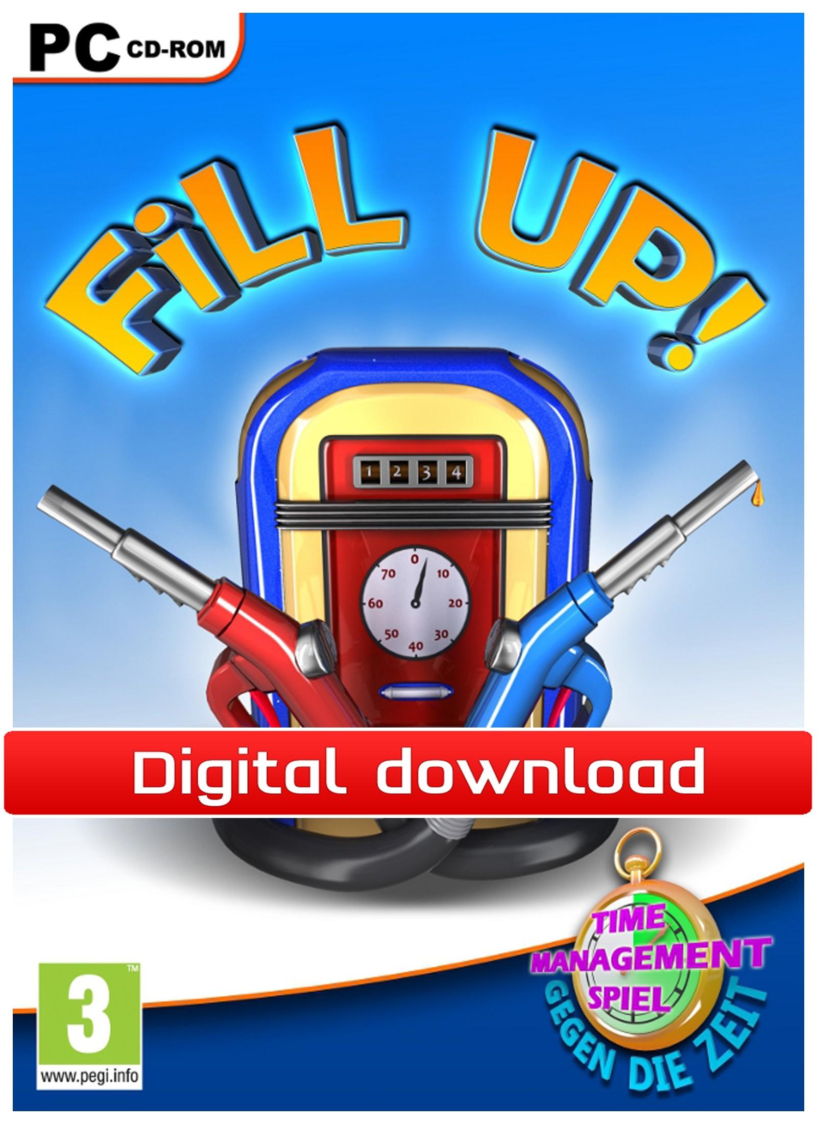 Fill Up (PC nedlastning) PCDD30864