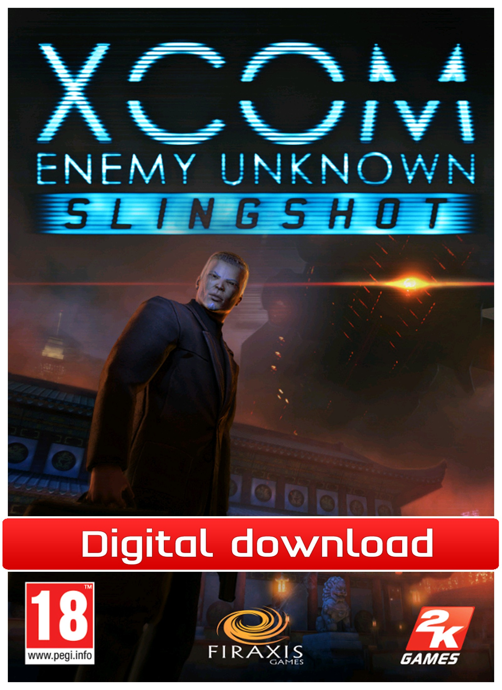 31266 : XCOM: Enemy Unknown – Slingshot (PC nedlastning)