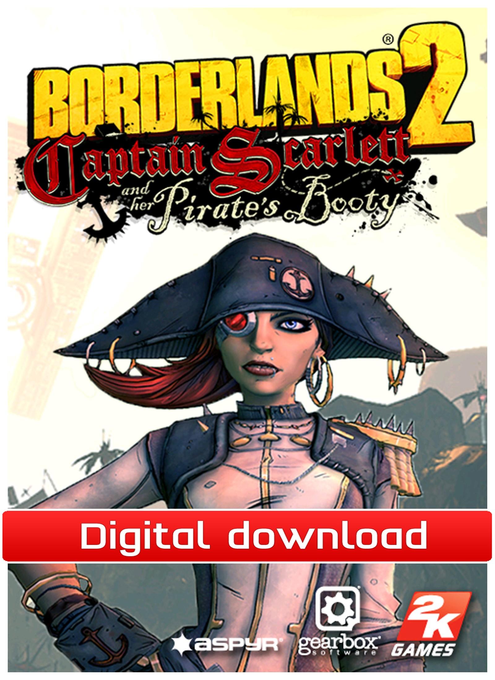Borderlands 2: Captain Scarlett (Mac nedlastning) PCDD31294