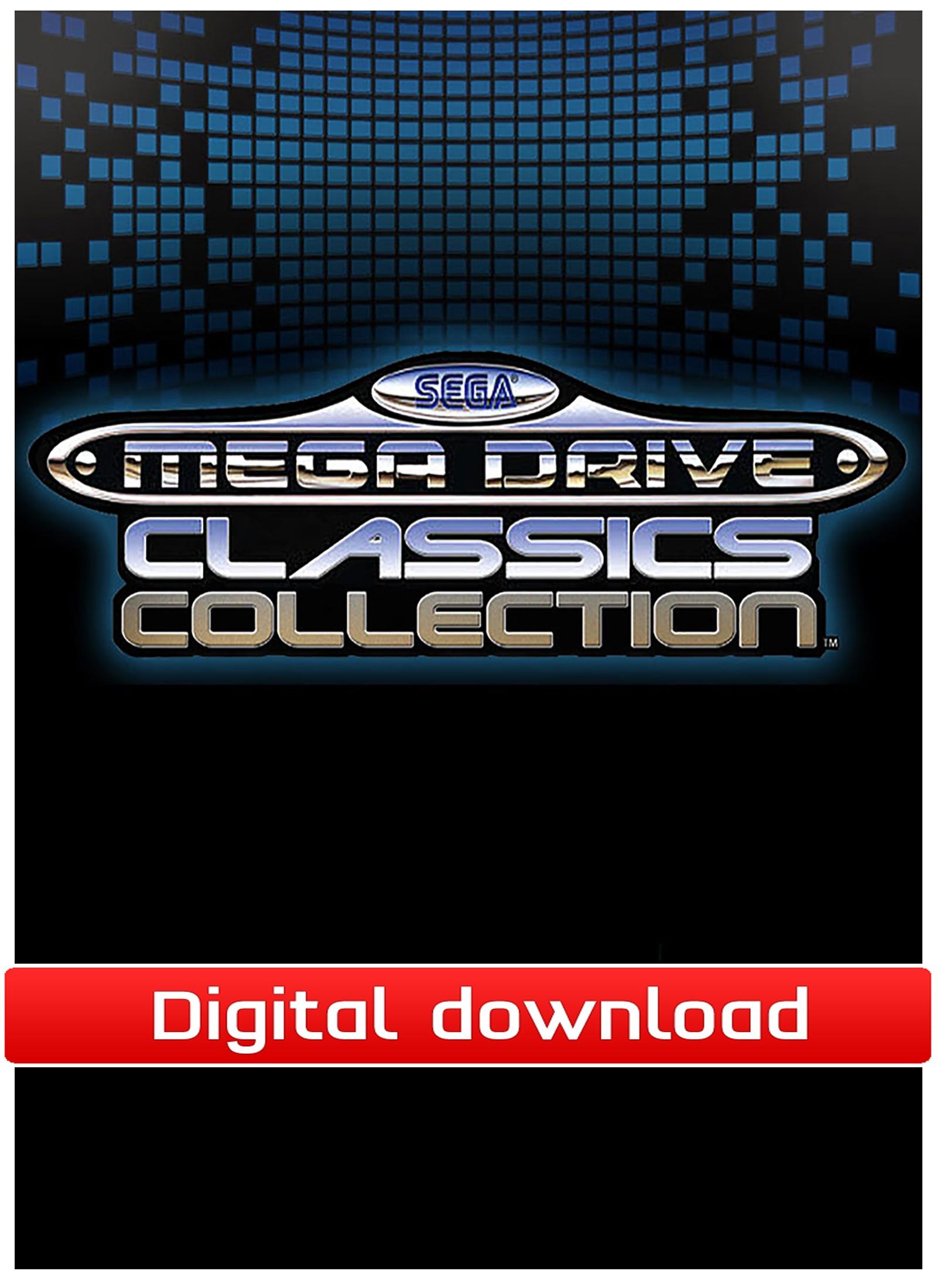 SEGA Classics Collection (PC nedlastning) PCDD31588
