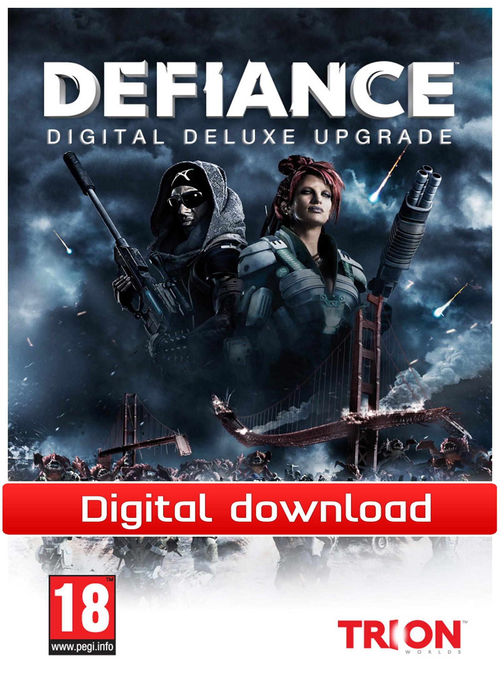 Defiance Digital Deluxe Upgrade (PC nedlastning) PCDD31594