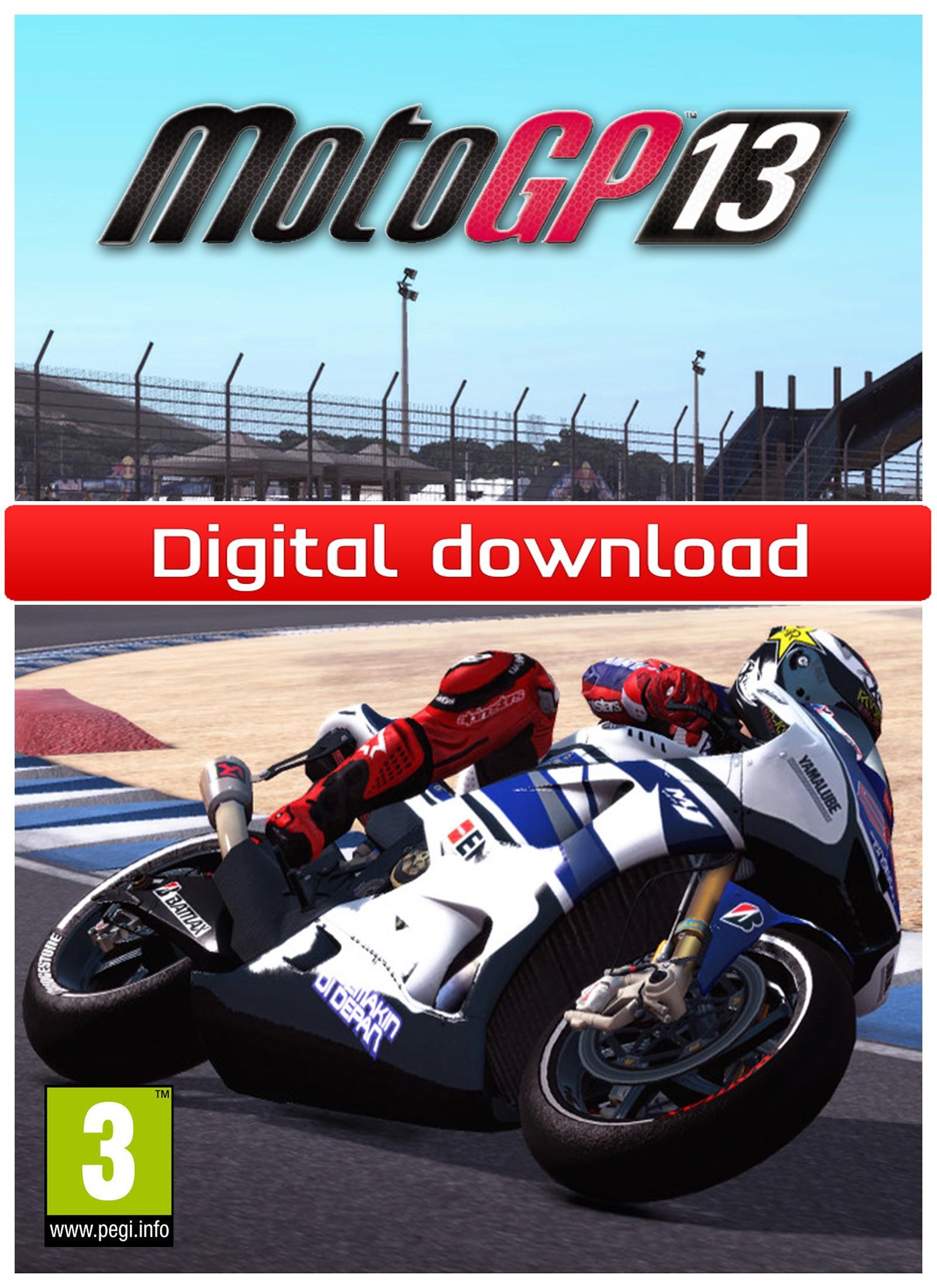 31604 : Moto GP 13 (PC nedlastning)