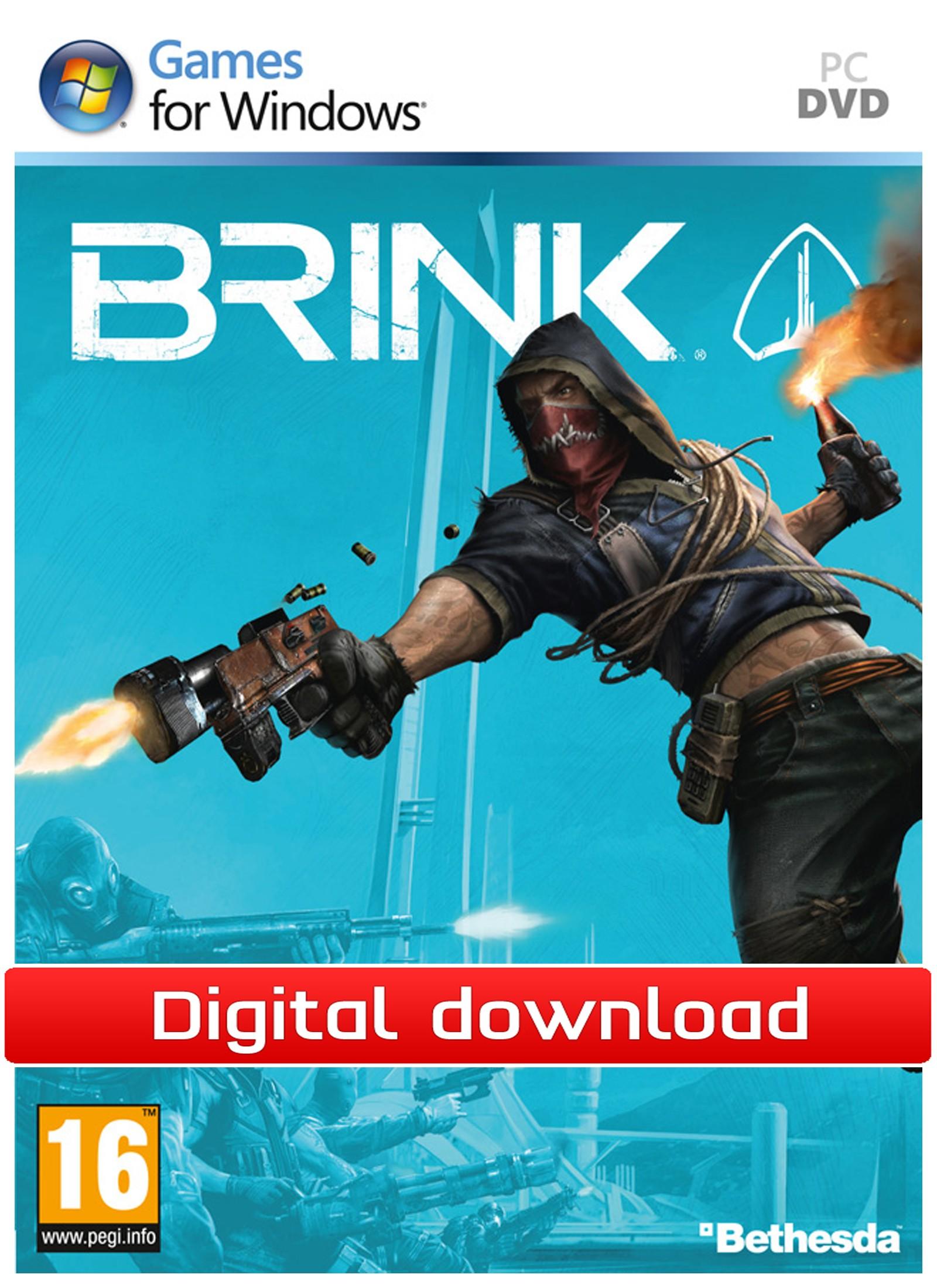Brink Complete Pack (PC nedlastning) PCDD31929
