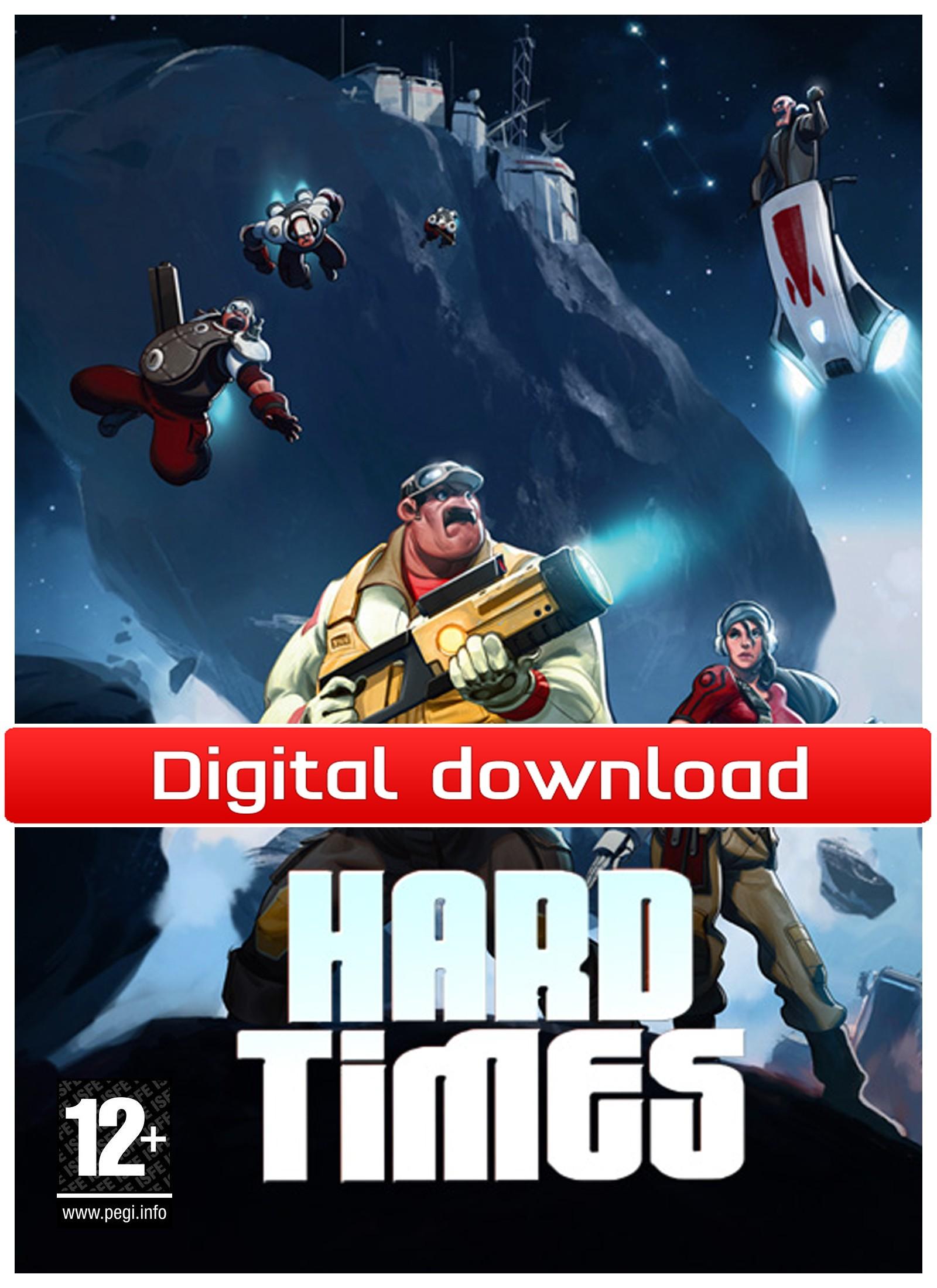 Rochard: Hard Times (PC nedlastning) PCDD31978