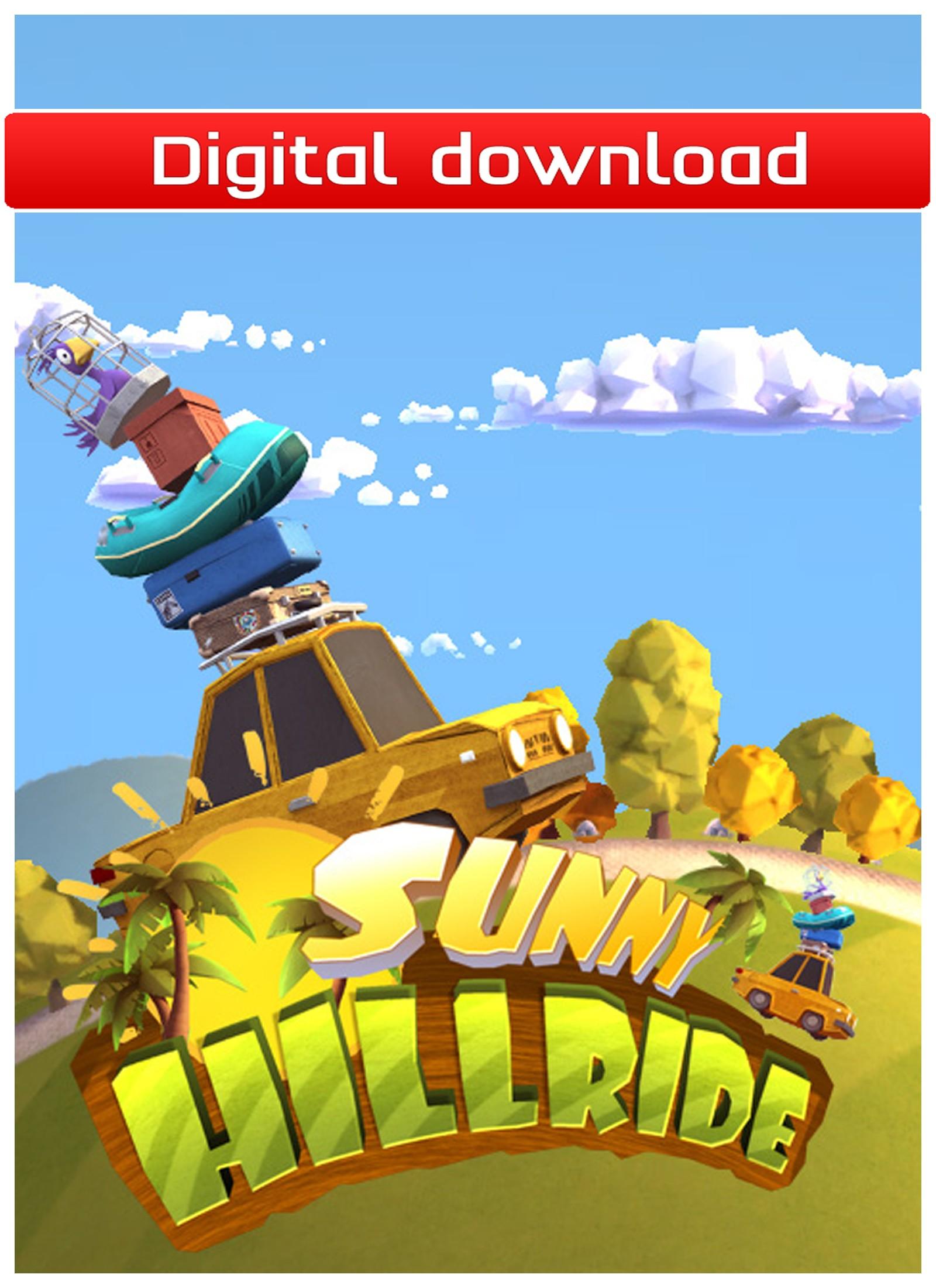 32541 : Sunny Hillride (PC nedlastning)