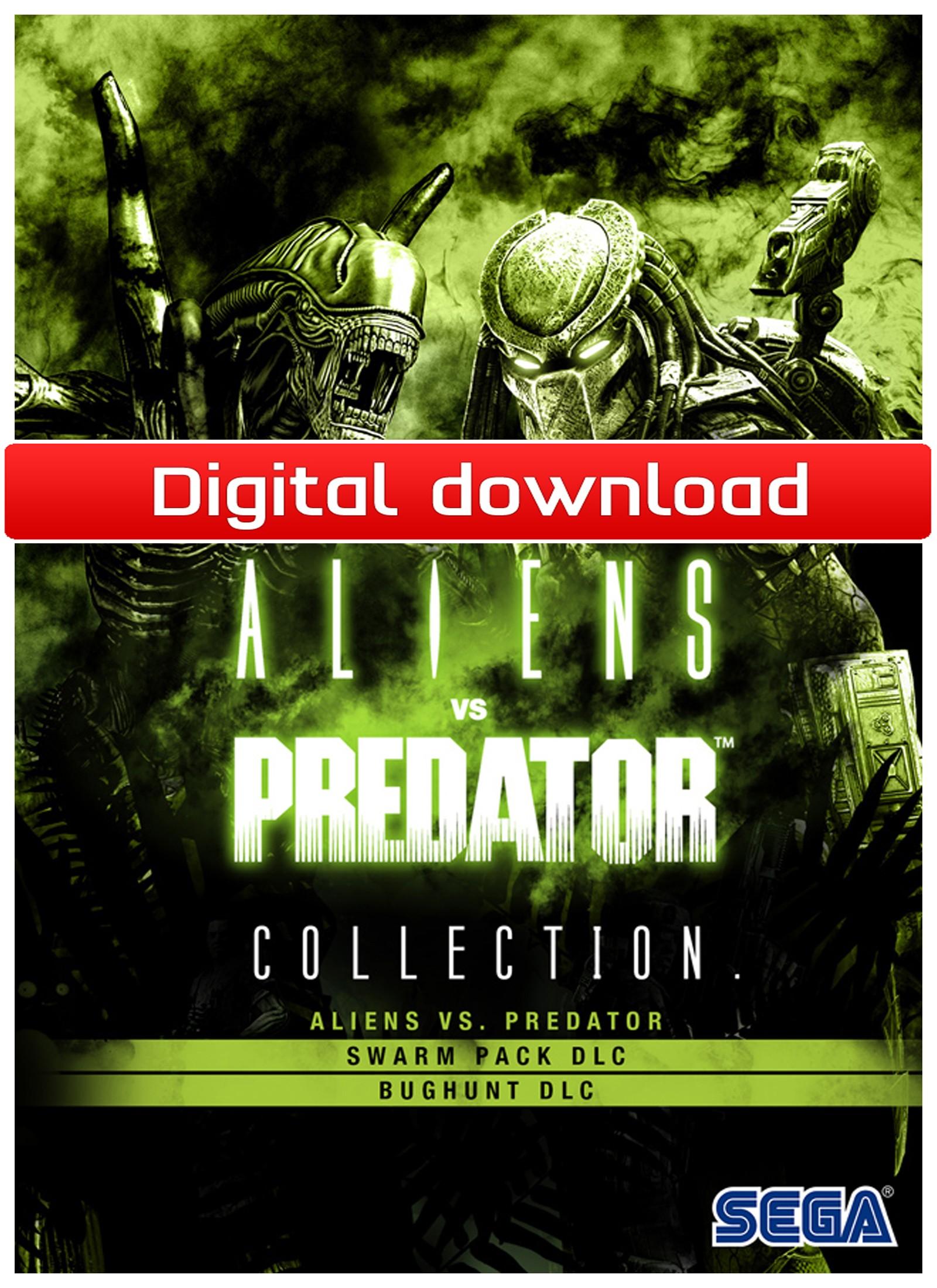 32773 : Aliens vs Predator Collection (PC nedlastning)