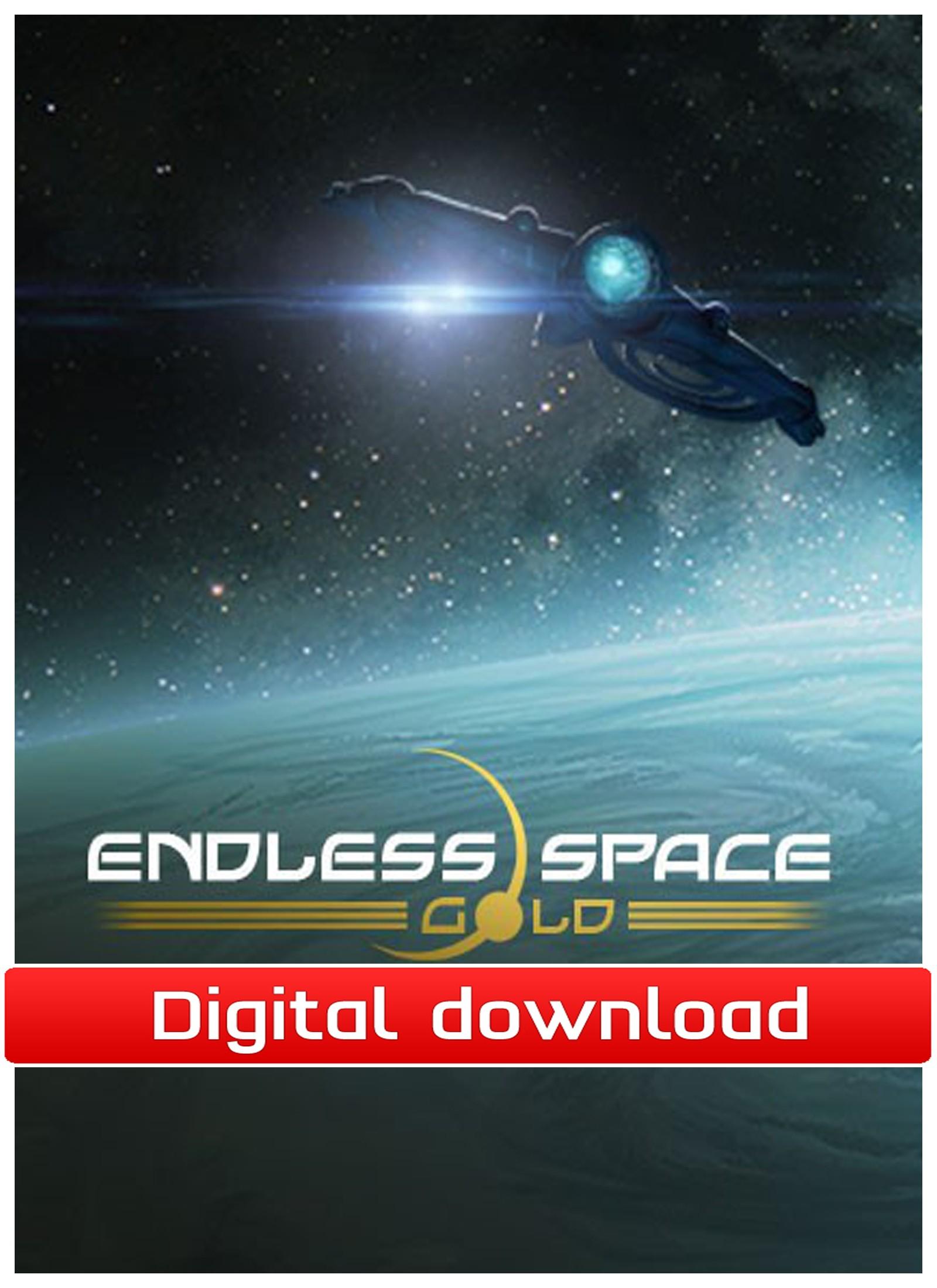 Endless Space: Gold Edition (PC nedlastning) PCDD32896