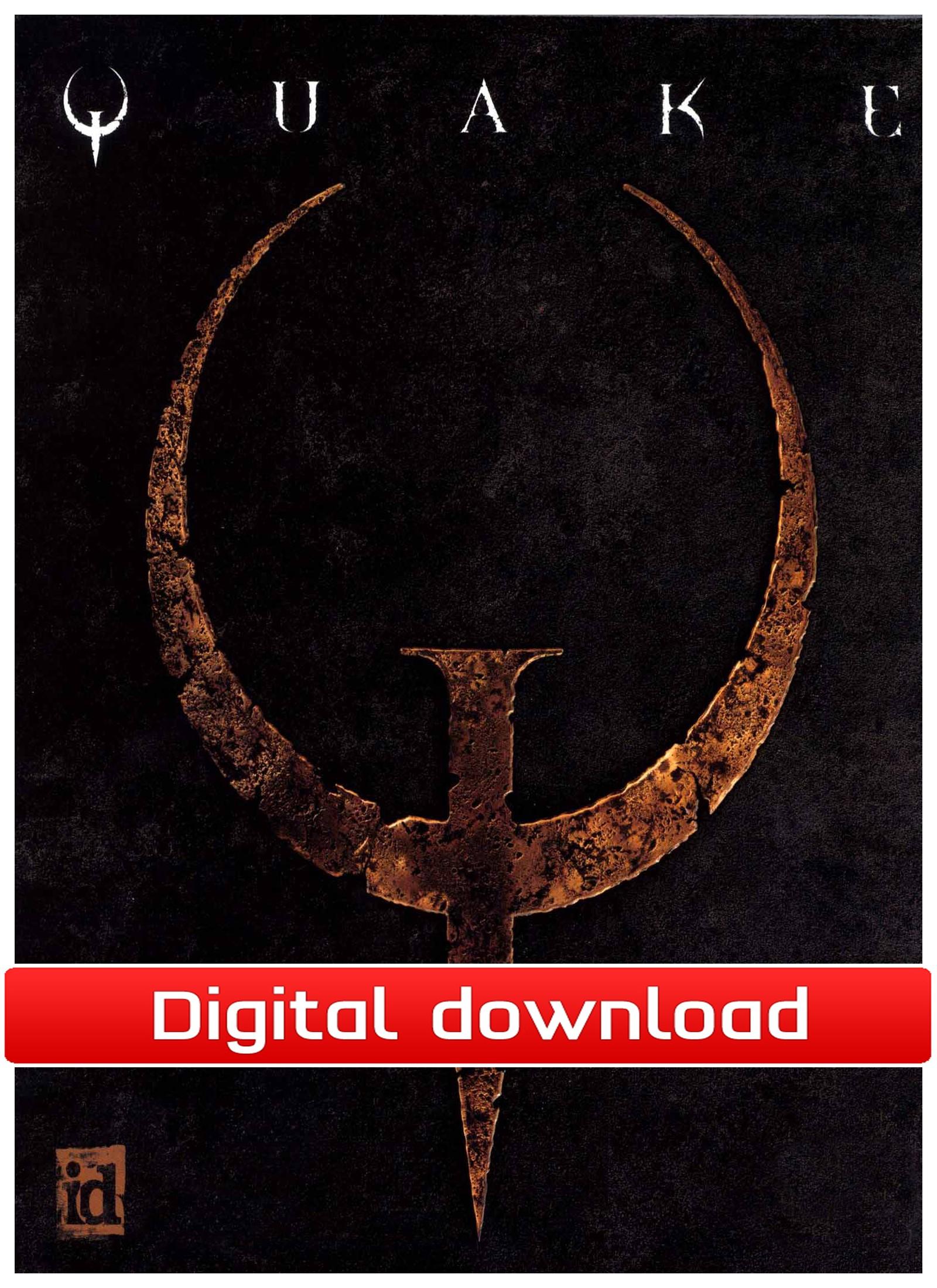 Quake (PC nedlastning) PCDD32993