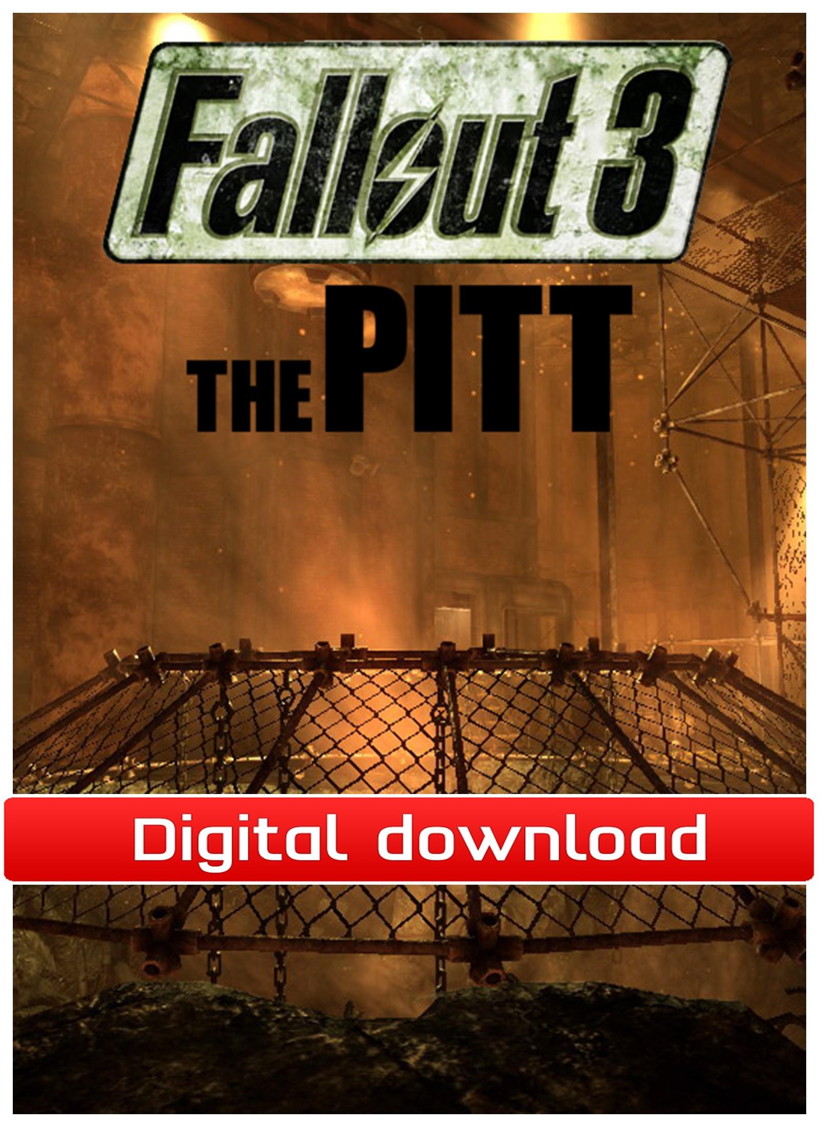 Fallout 3: The Pitt (PC nedlastning) PCDD33365