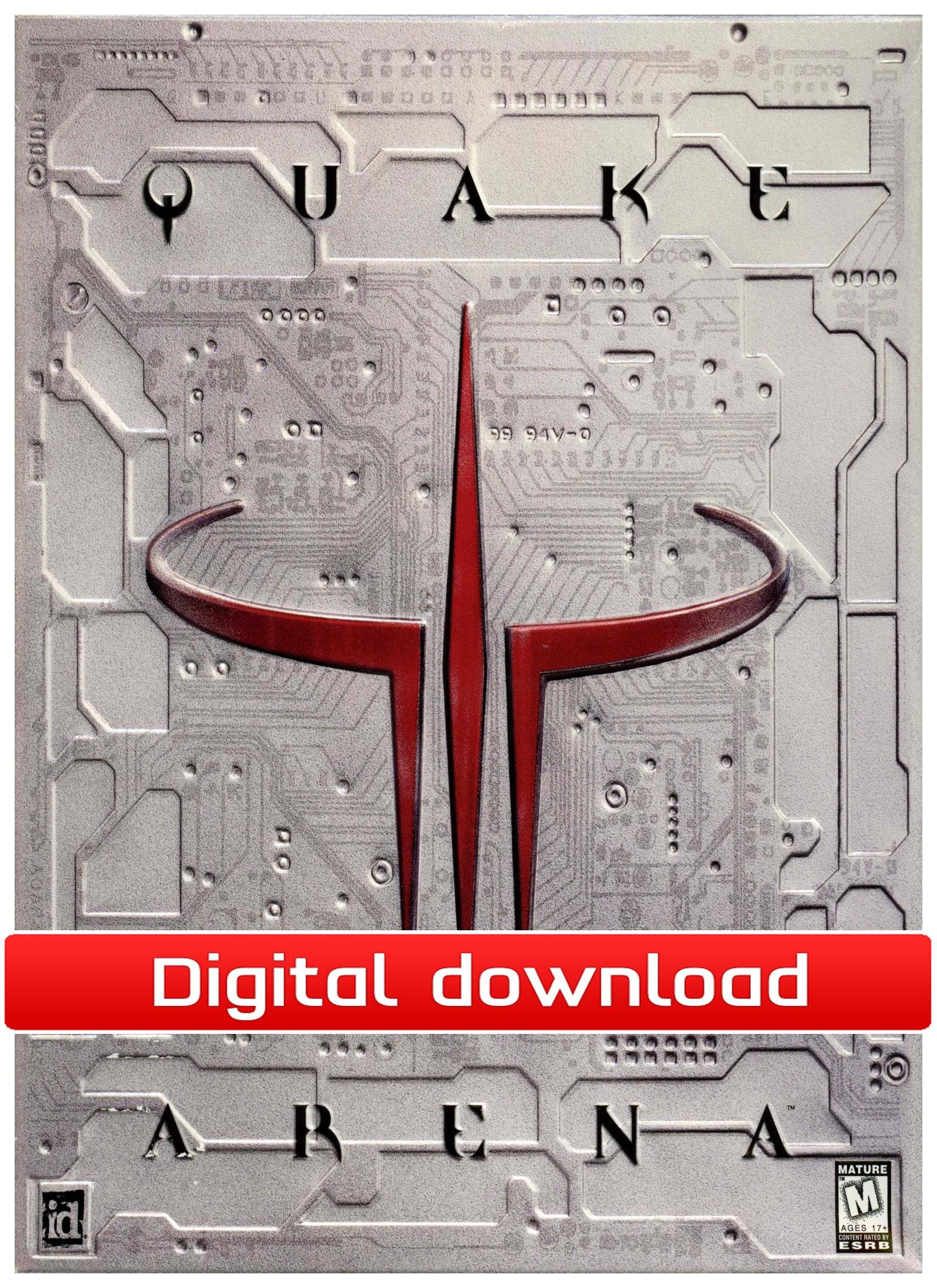 Quake 3 Pack (PC nedlastning) PCDD33377