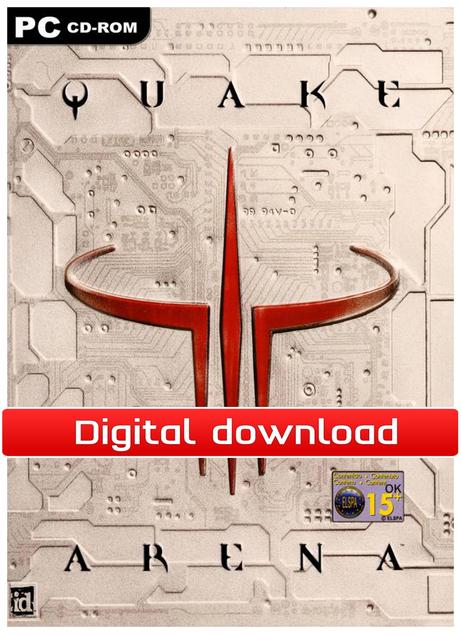 Quake 3 Team Arena (PC nedlastning) PCDD33378