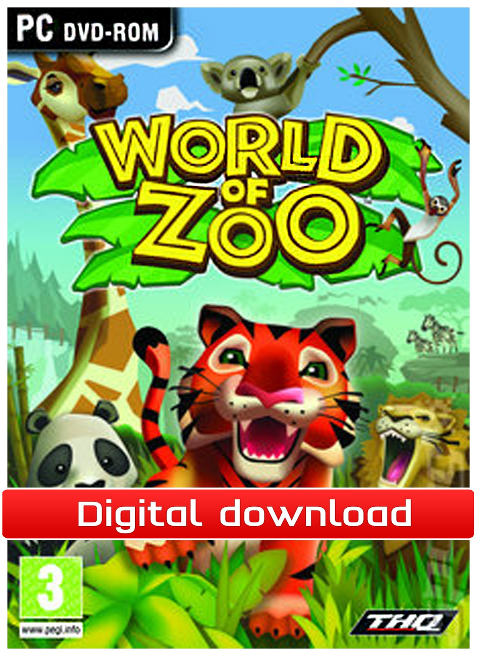 World of Zoo (PC nedlastning) PCDD33867