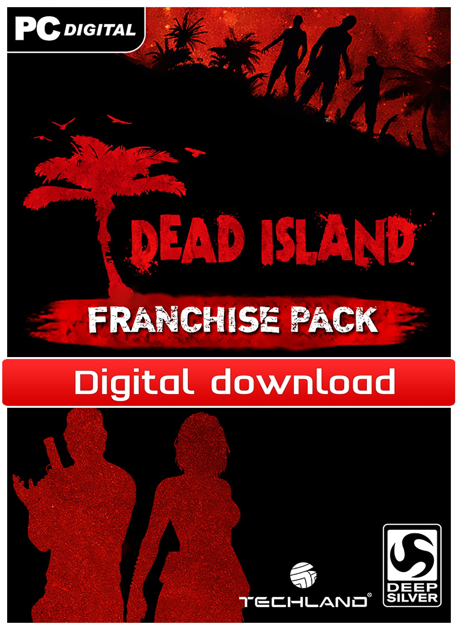 34262 : Dead Island Franchise Pack (PC nedlastning)