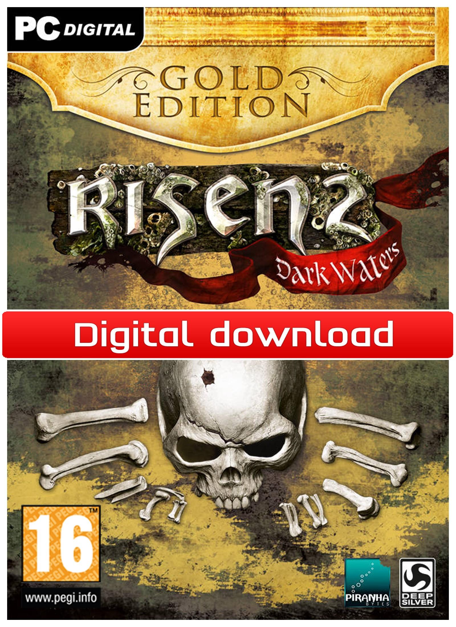 34275 : Risen 2: Gold Edition (PC nedlastning)