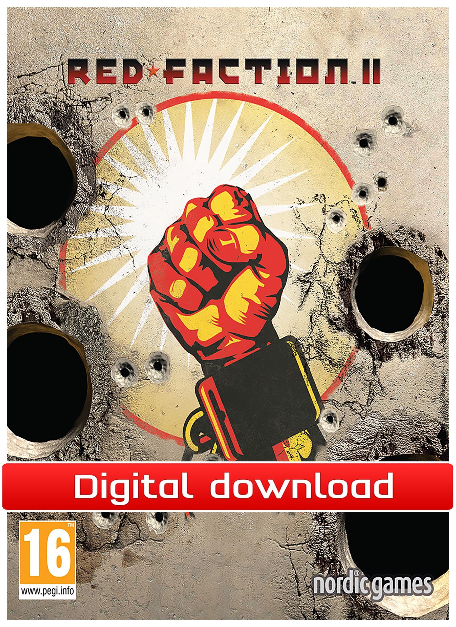 34566 : Red Faction 2 (PC nedlastning)