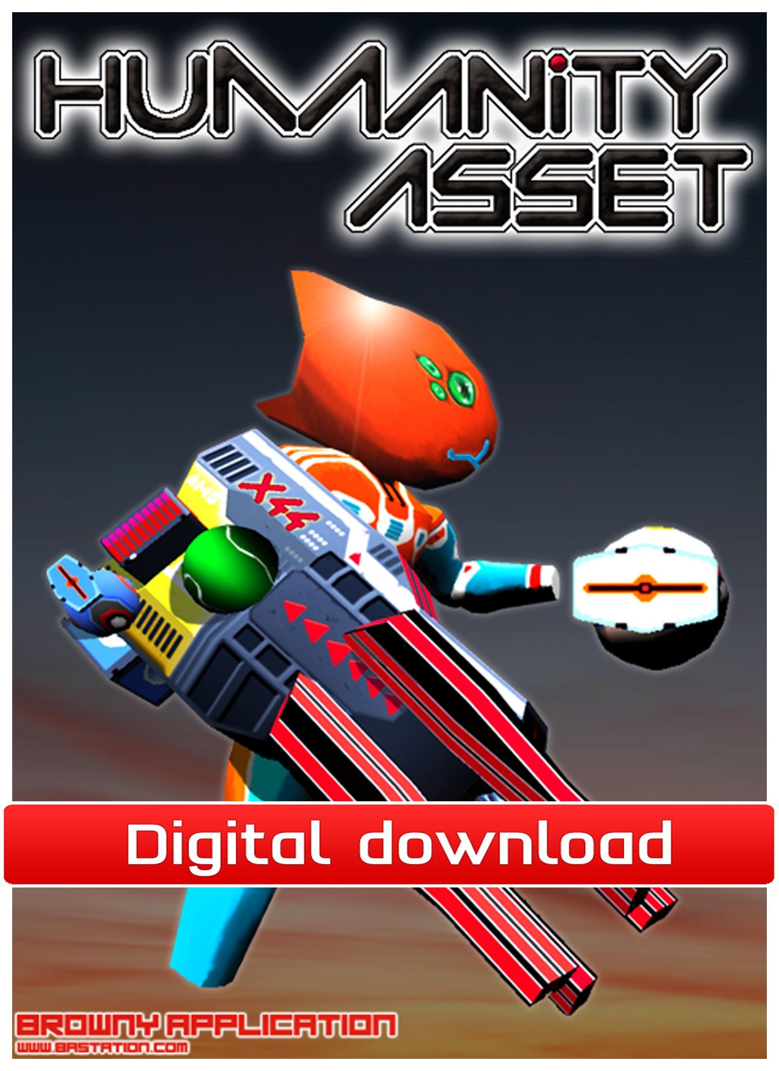 Humanity Assets (PC nedlastning) PCDD34637