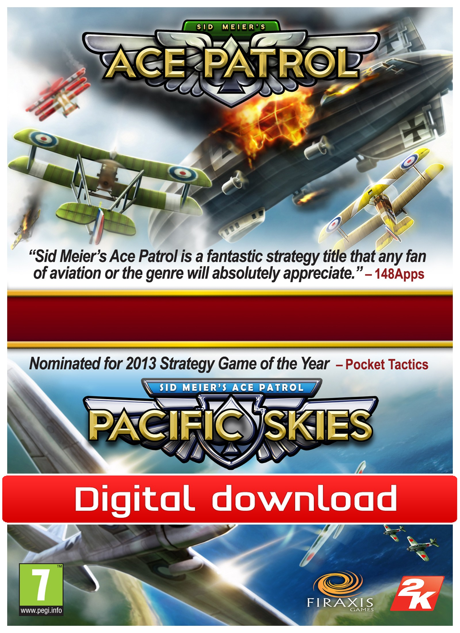 Ace Patrol Bundle (PC nedlastning) PCDD34640