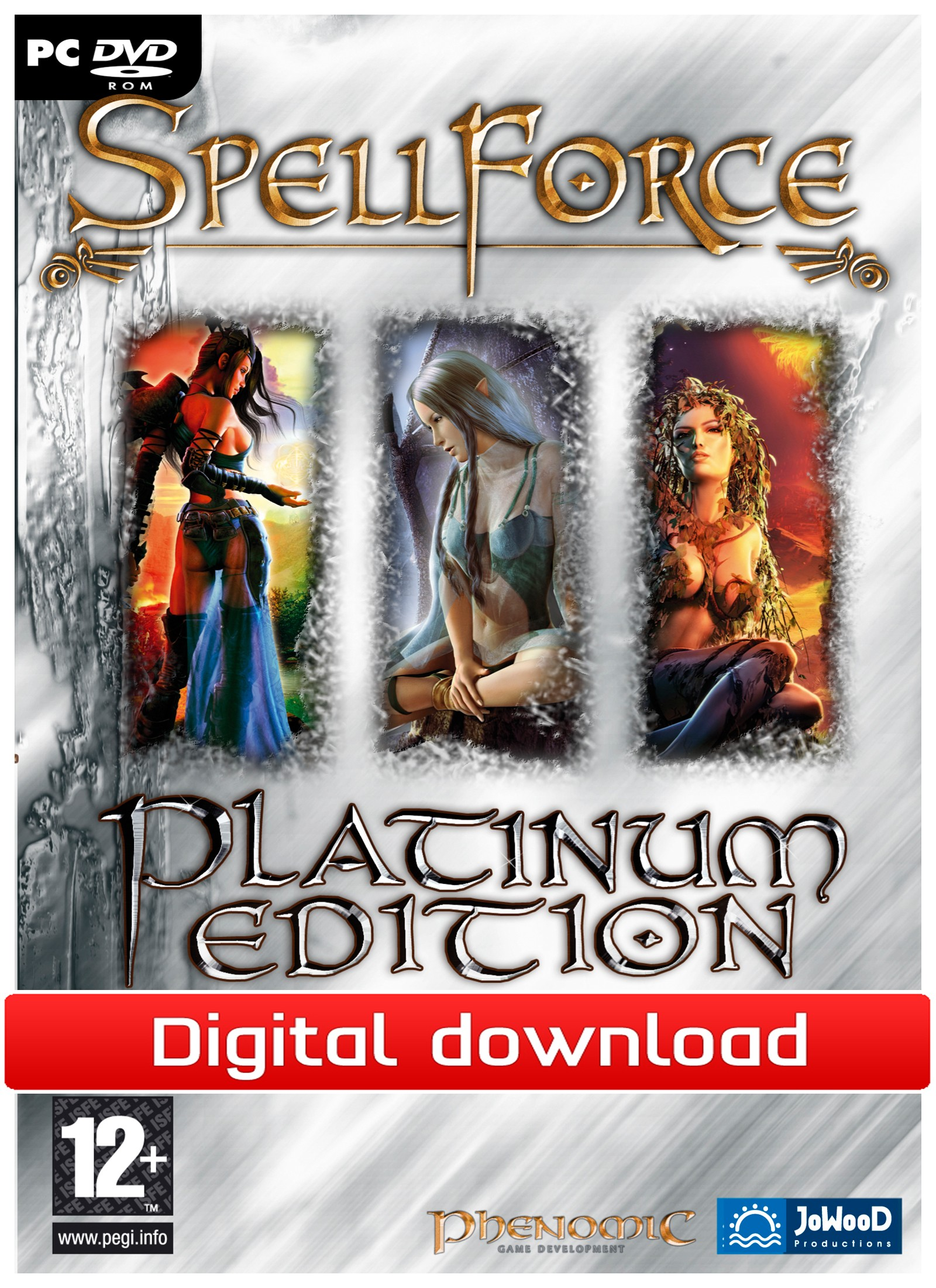 34819 : Spellforce 1 Platinum (PC nedlastning)