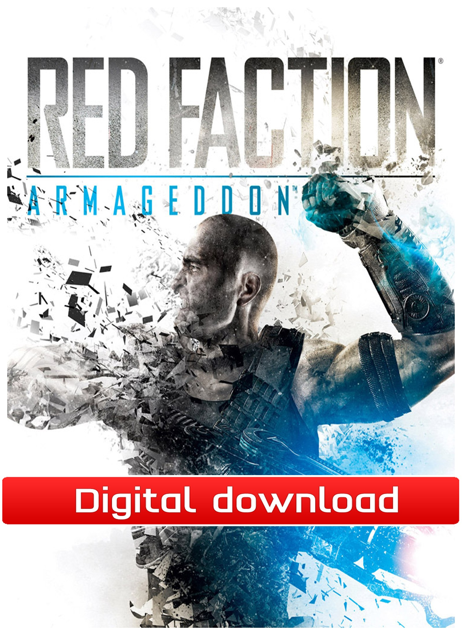 34825 : Red Faction Collection (PC nedlastning)