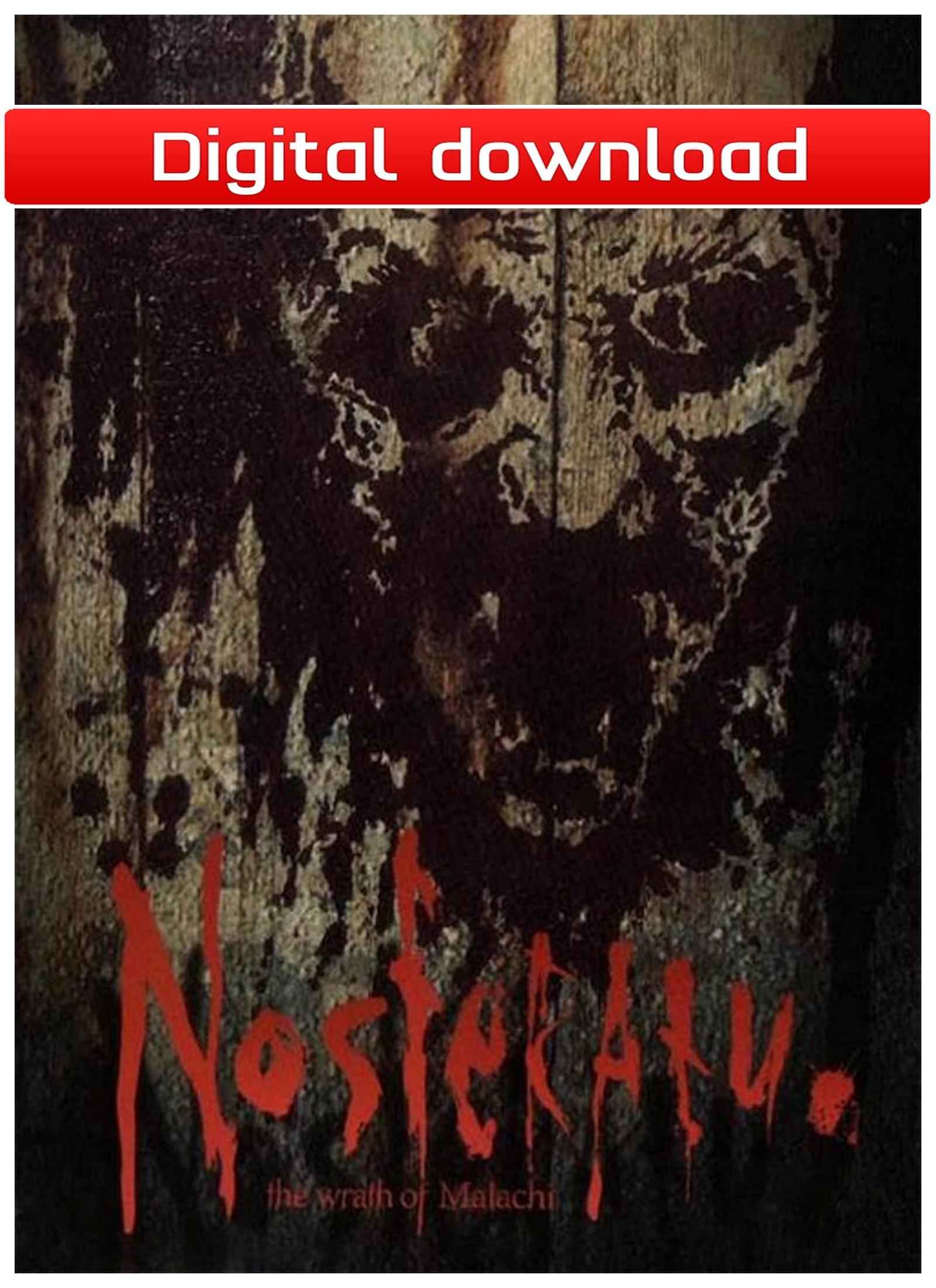 Nosferatu: The Wrath of Malchi (PC nedlastning) PCDD34875