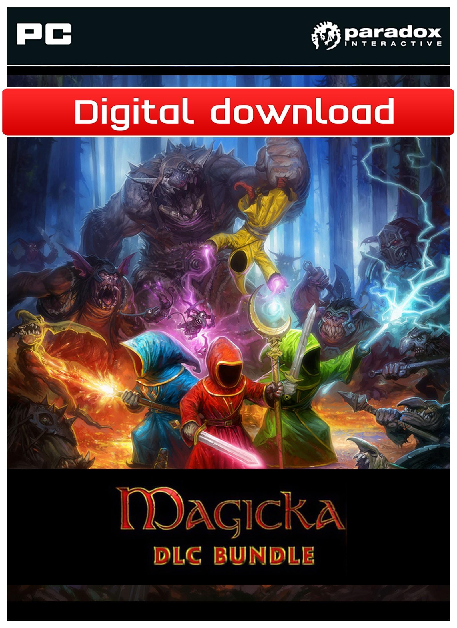 Magicka DLC Bundle (PC nedlastning) PCDD35224
