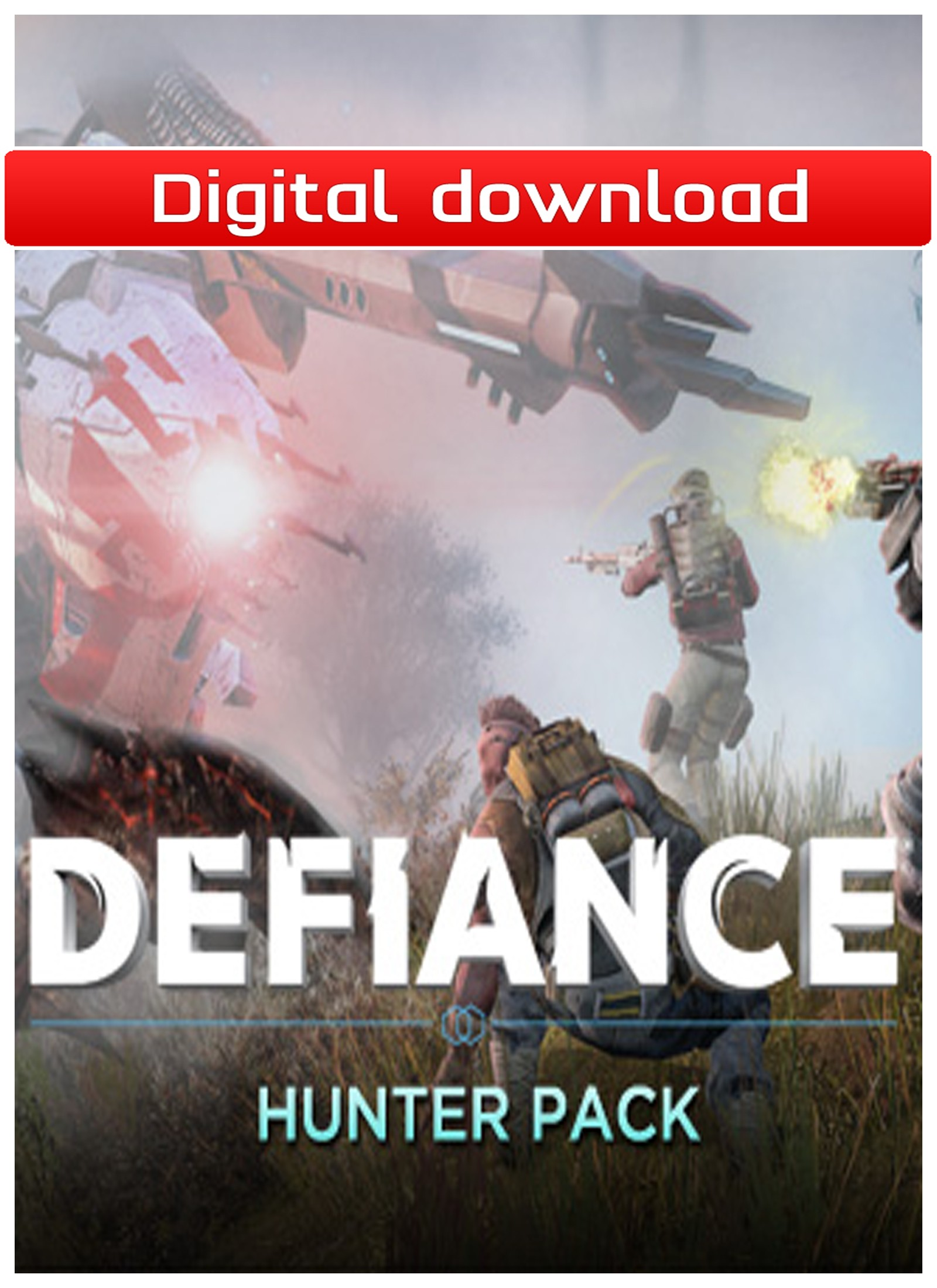 35235 : Defiance: Hunter Pack DLC (PC nedlastning)