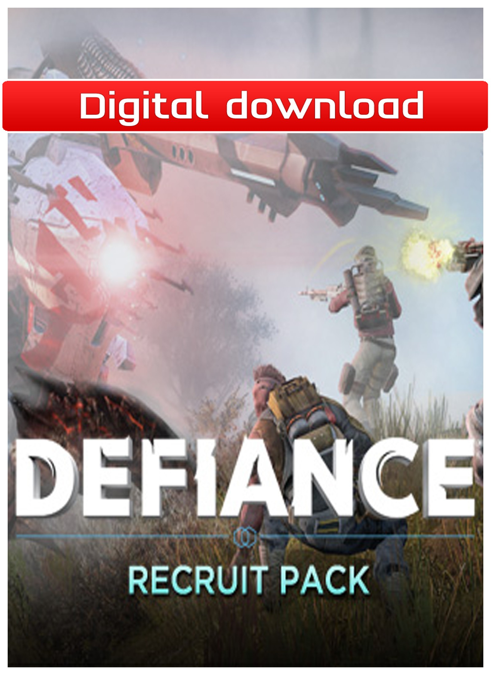 35239 : Defiance: Recruit Pack DLC (PC nedlastning)