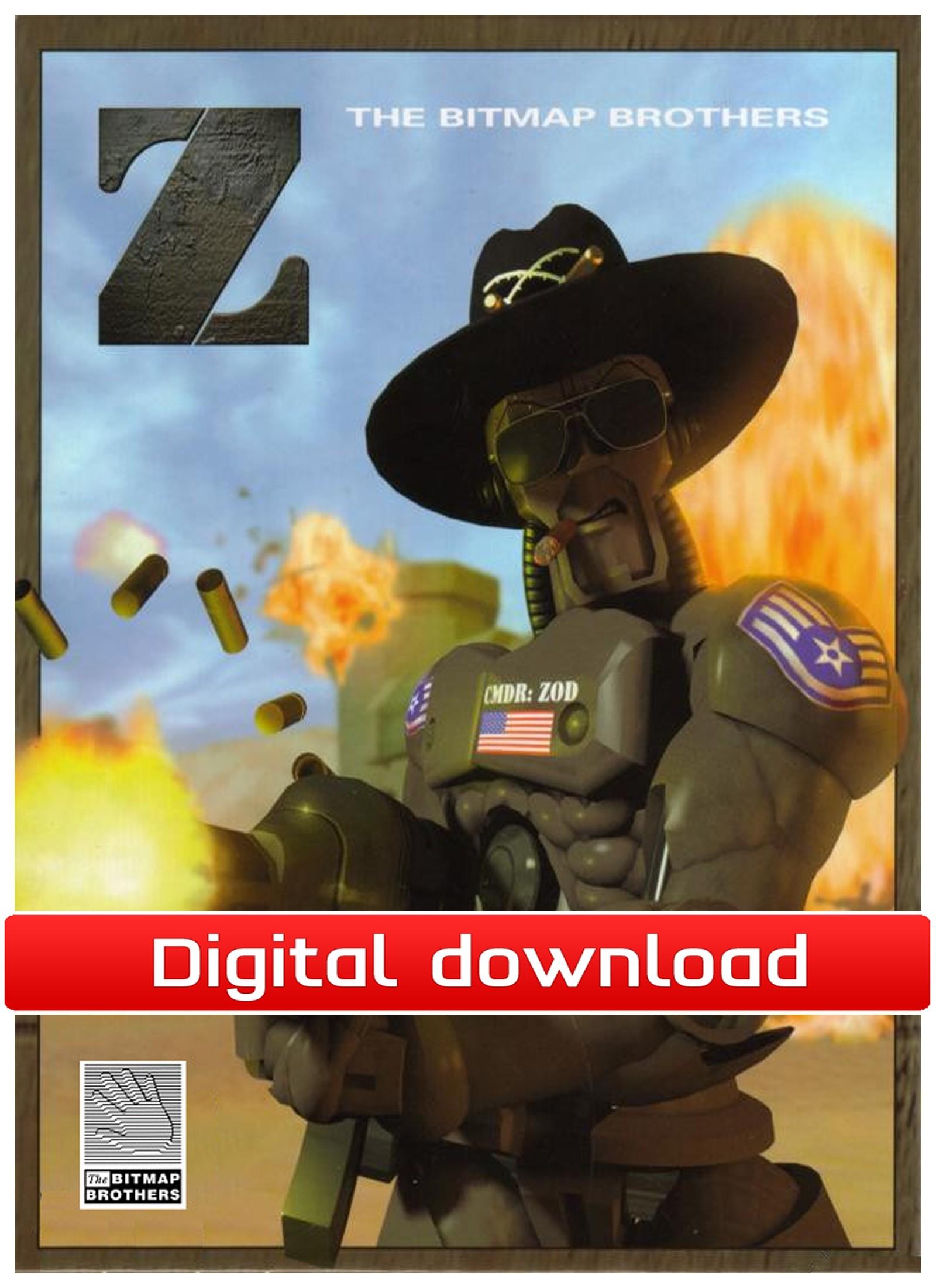 35407 : Z (PC nedlastning)