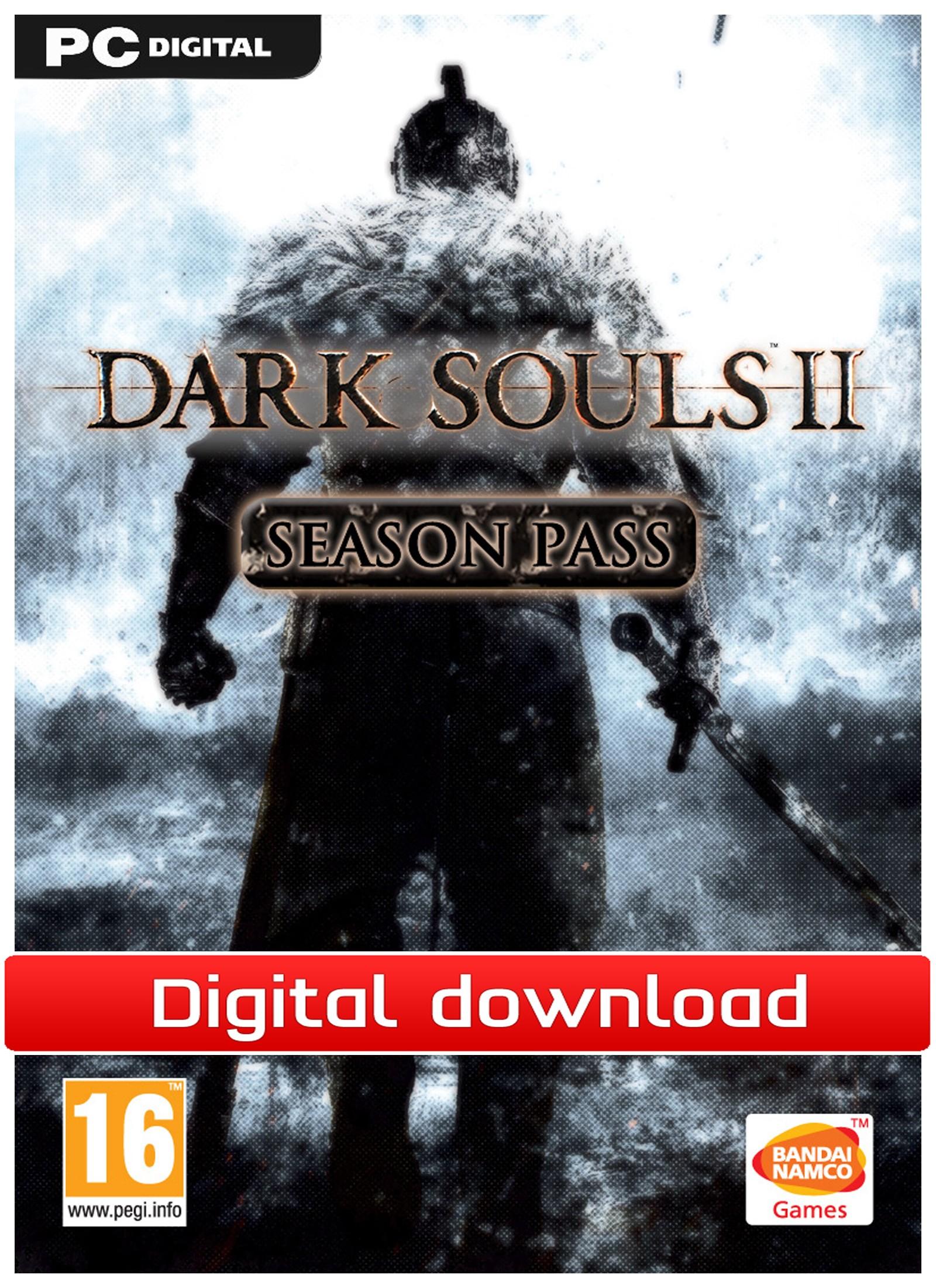 35440 : Dark Souls II Season Pass DLC (PC nedlastning)