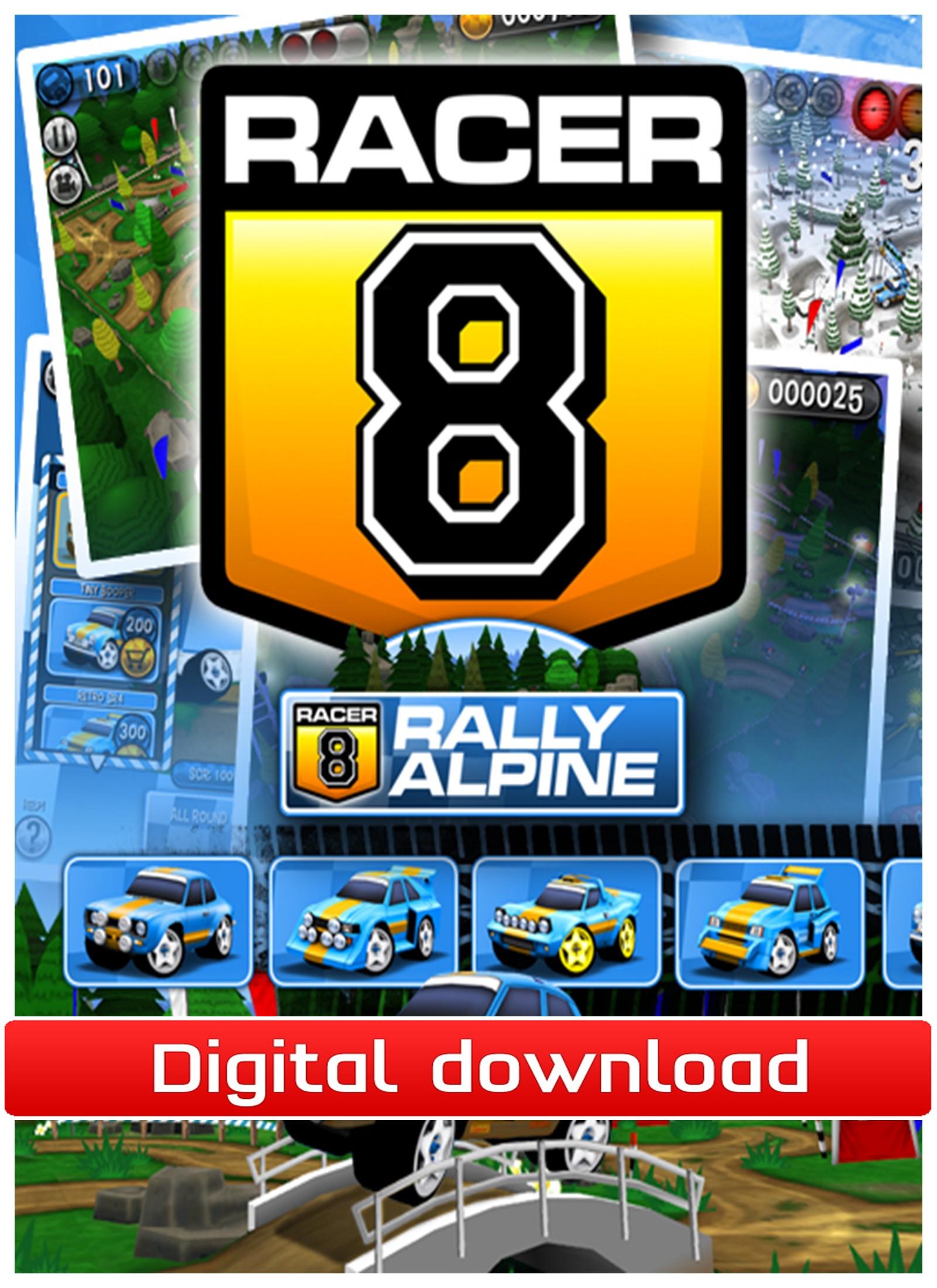 Racer 8 (PC nedlastning) PCDD35456
