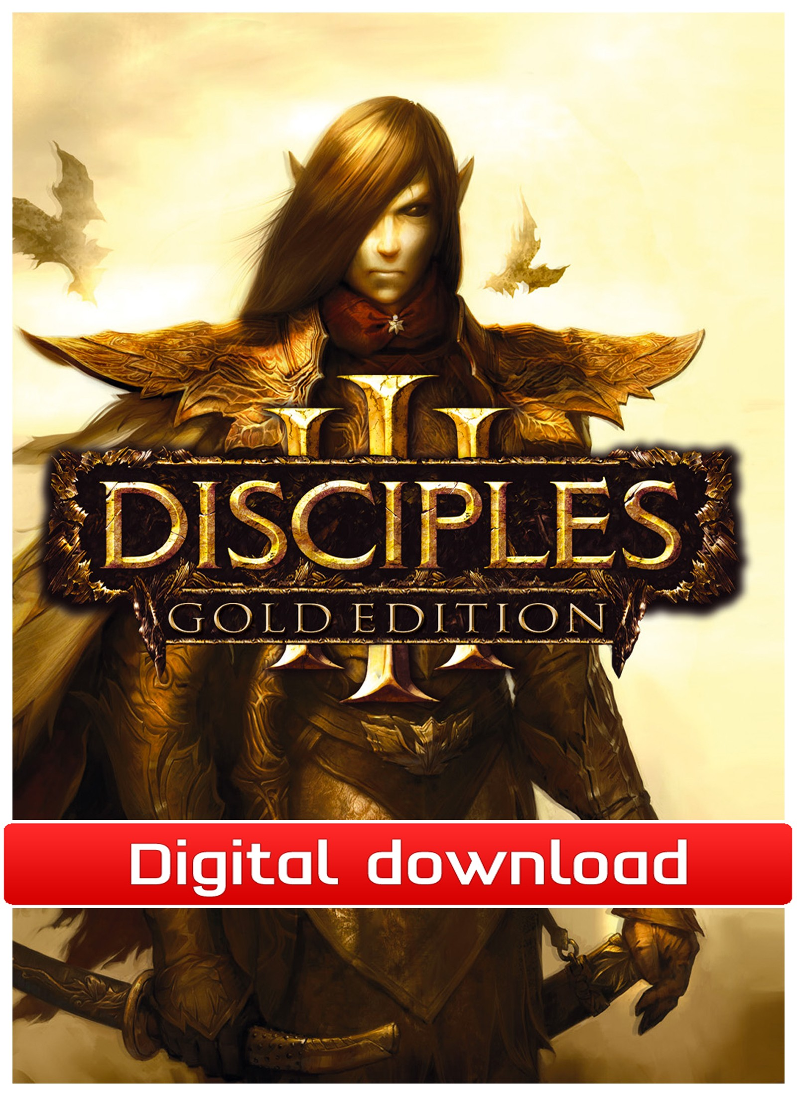 35470 : Disciples III: Gold (PC nedlastning)
