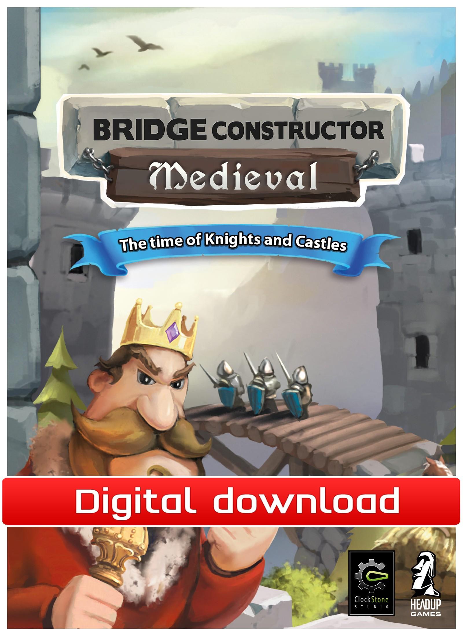 Bridge Constructor Medieval (PC nedlastning) PCDD36203