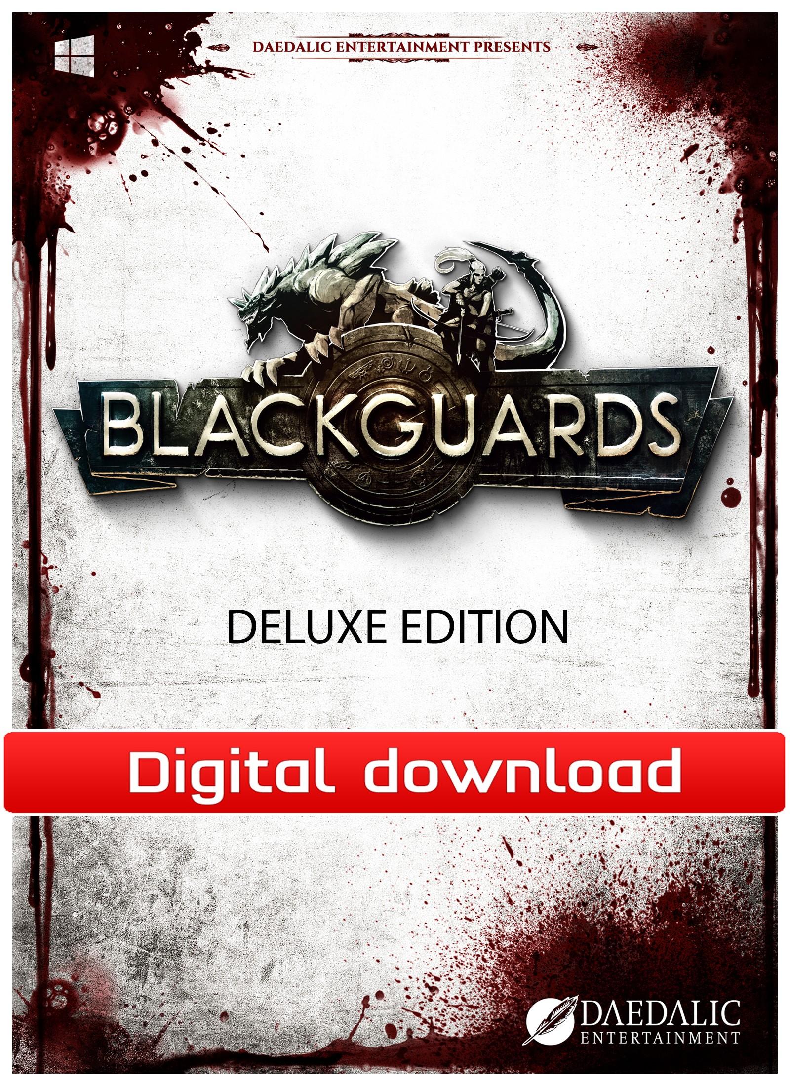 36367 : Blackguards Deluxe Edition (PC nedlastning)