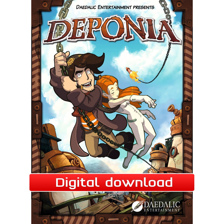 36370 : Deponia (PC nedlastning)