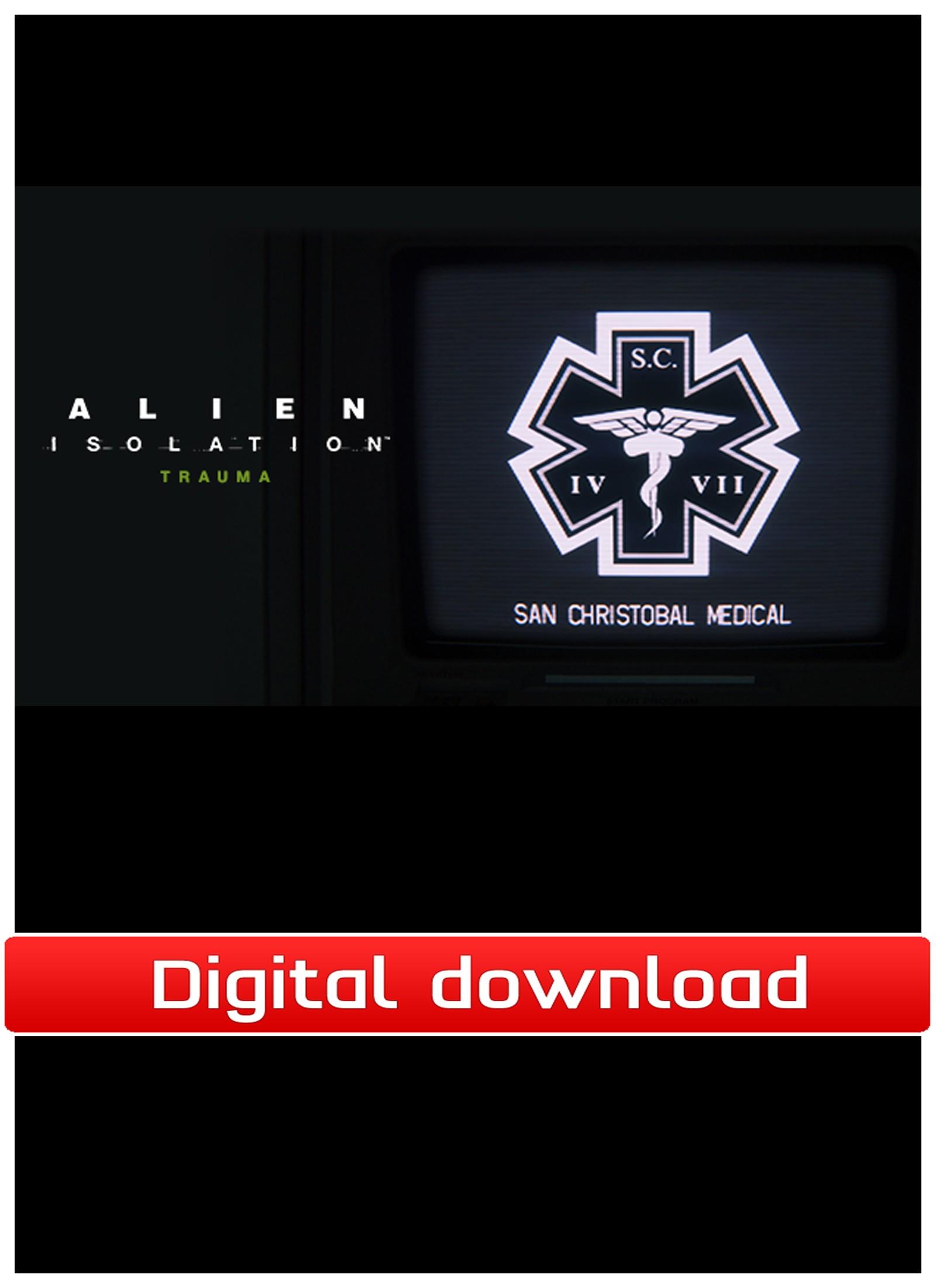 36590 : Alien: Isolation DLC Trauma (PC nedlastning)