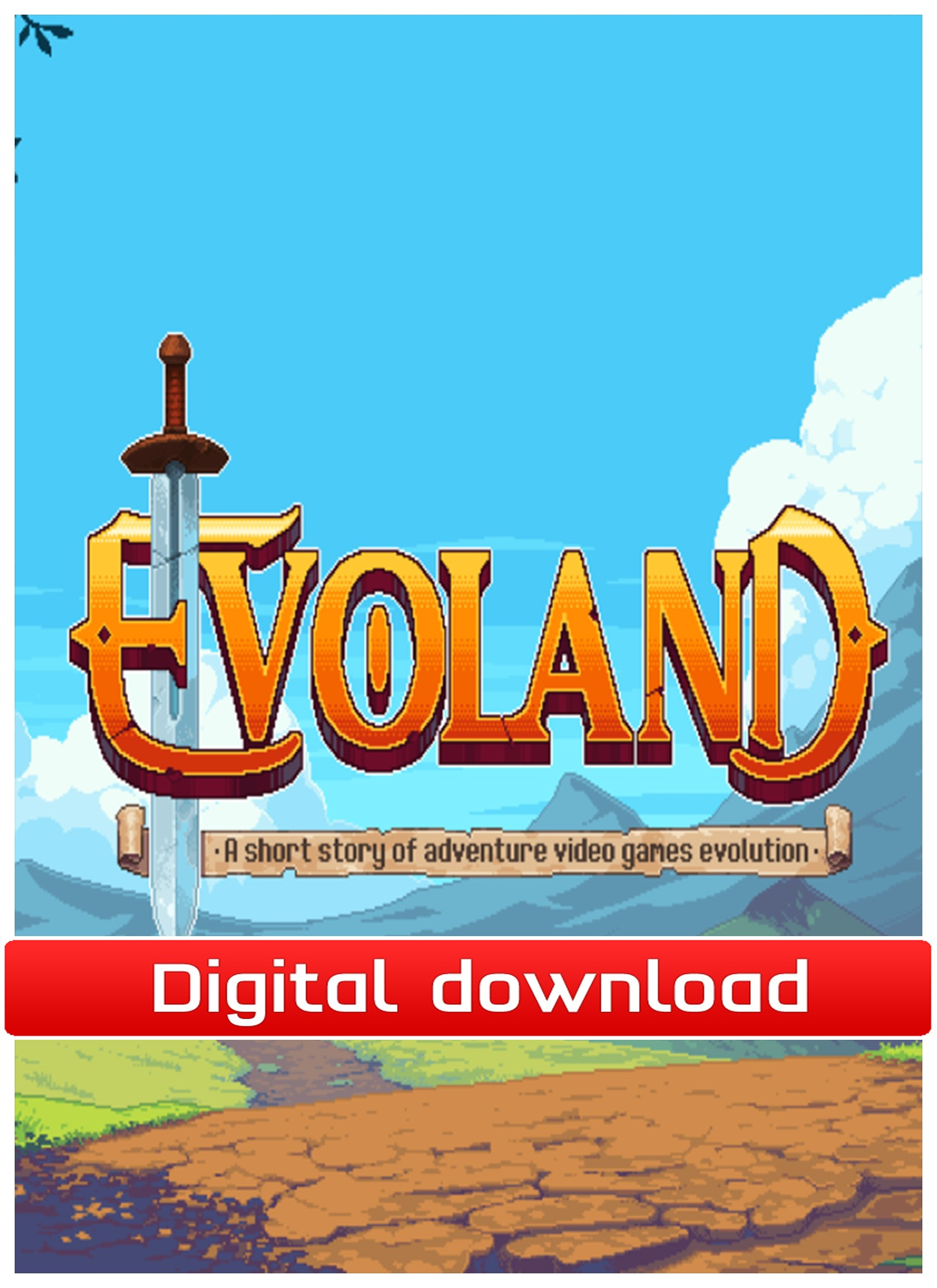 36679 : Evoland (PC nedlastning)