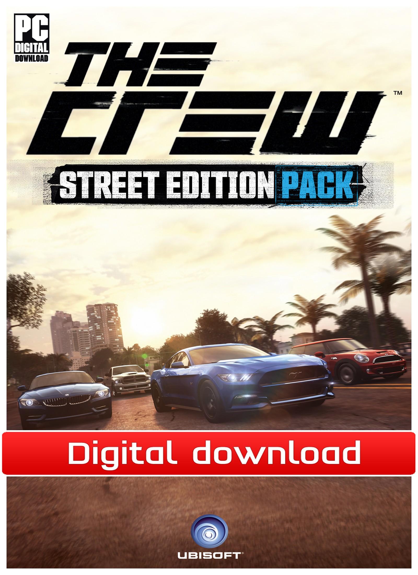 36743 : The Crew: Street Edition Pack (PC nedlastning)