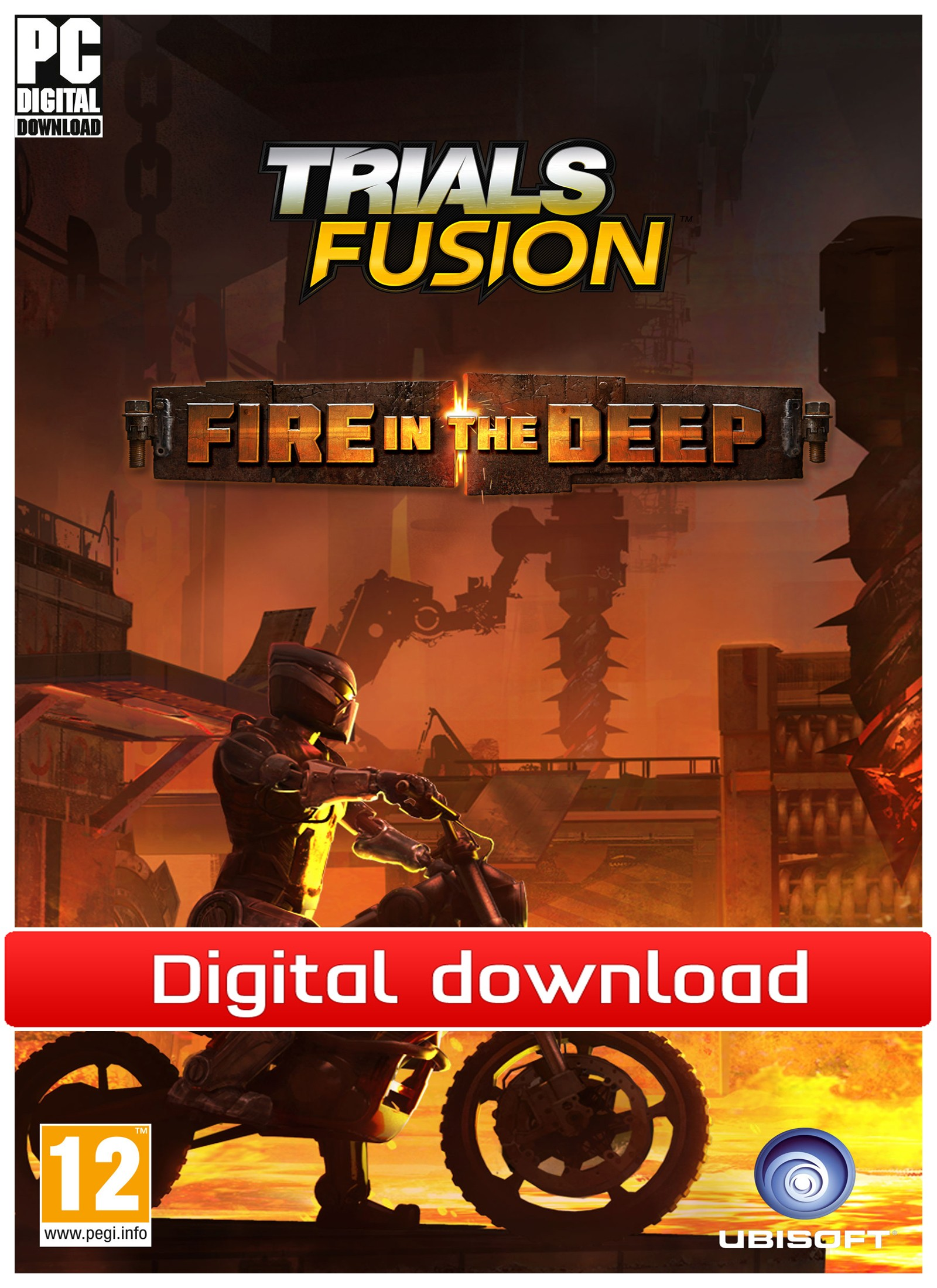 36744 : Trials Fusion: Fire in the Deep (PC nedlastning)