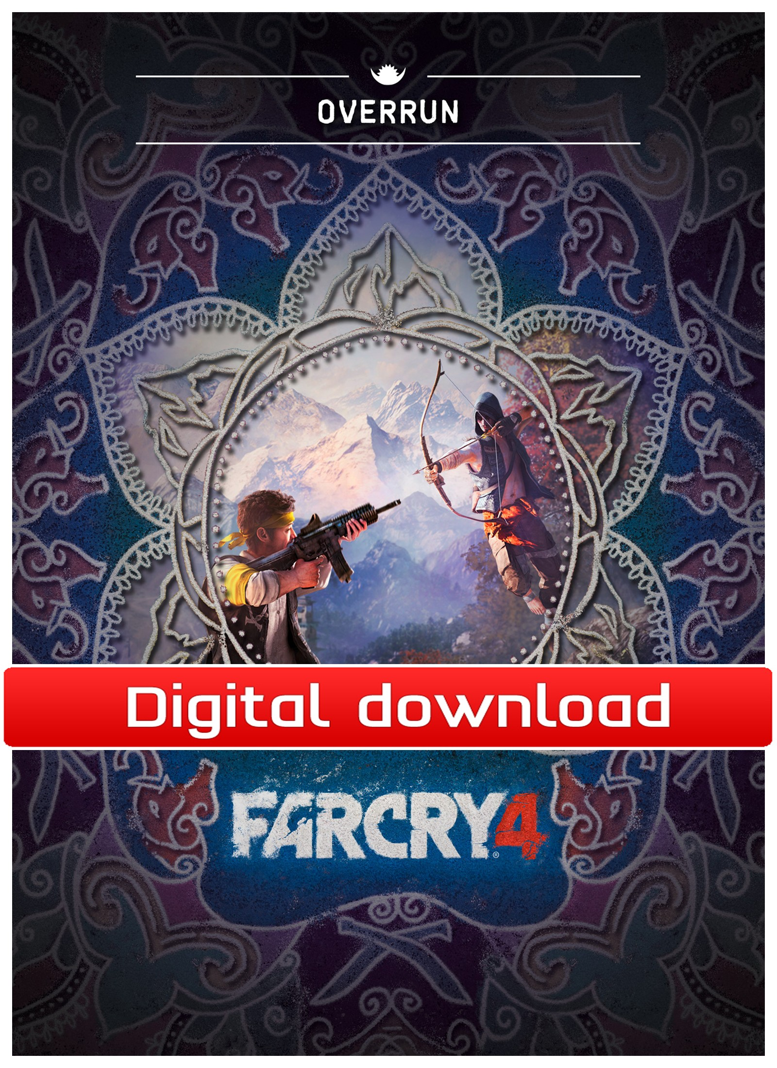 36786 : Far Cry 4: Overrun (PC nedlastning)