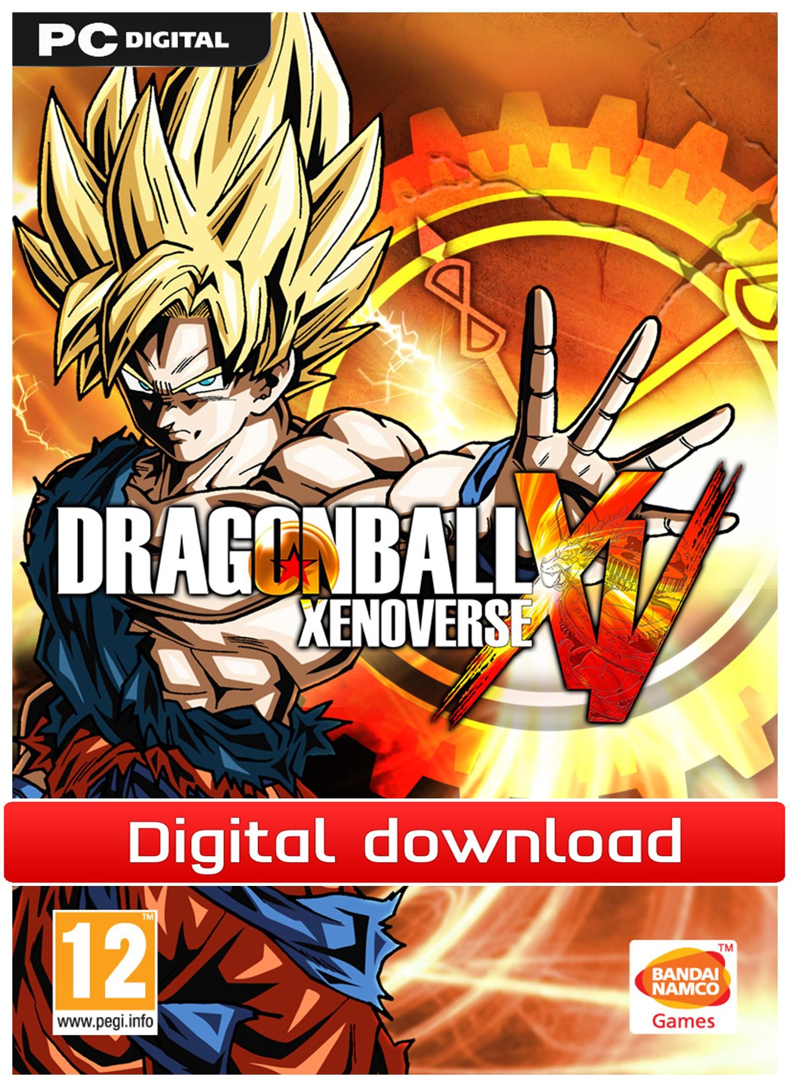 Dragonball Xenoverse Bundle (PC nedlastning) PCDD36812
