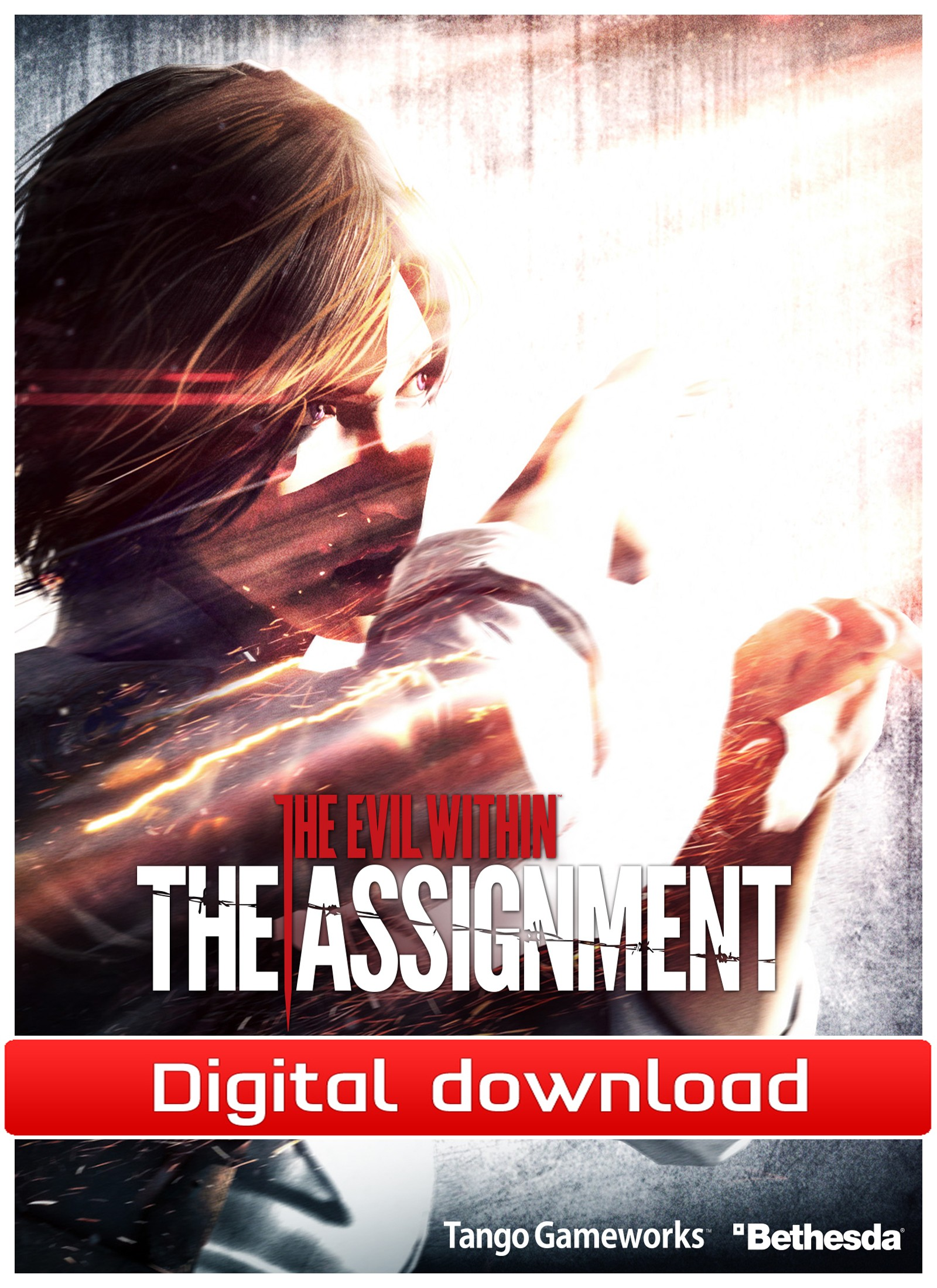 36903 : The Evil Within - DLC The Assignment (PC nedlastning)