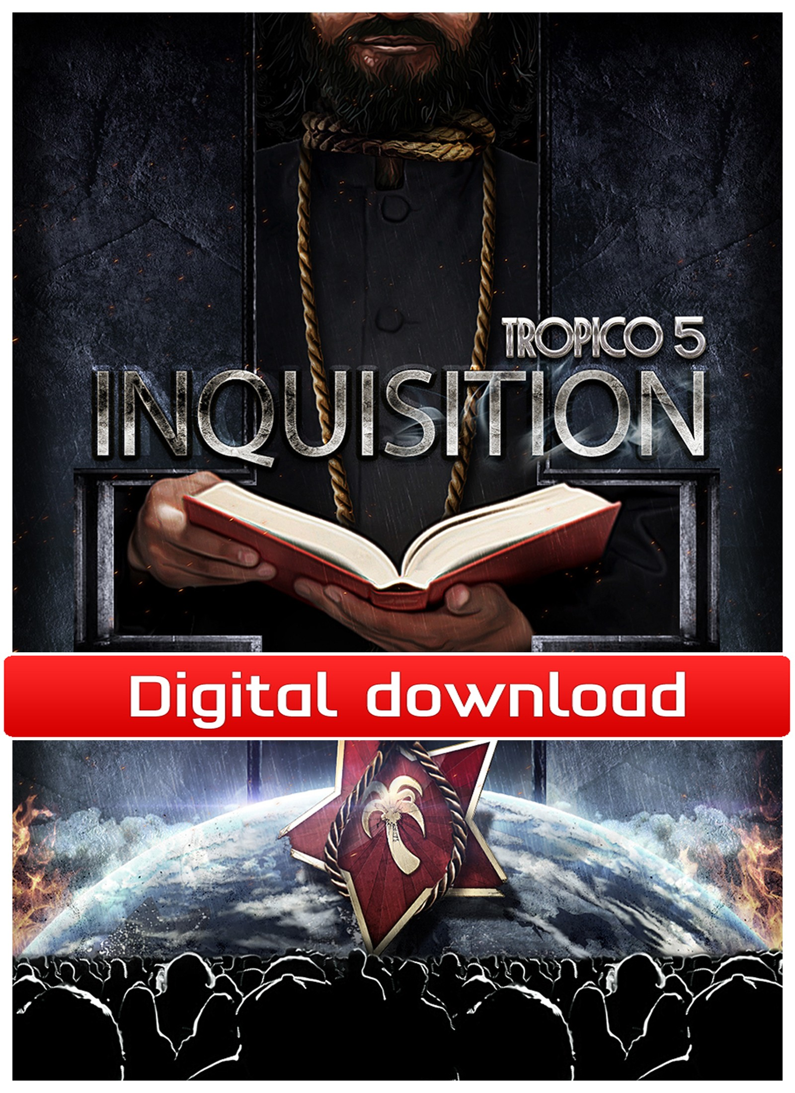 37016 : Tropico 5 - DLC Inquisition (PC nedlastning)