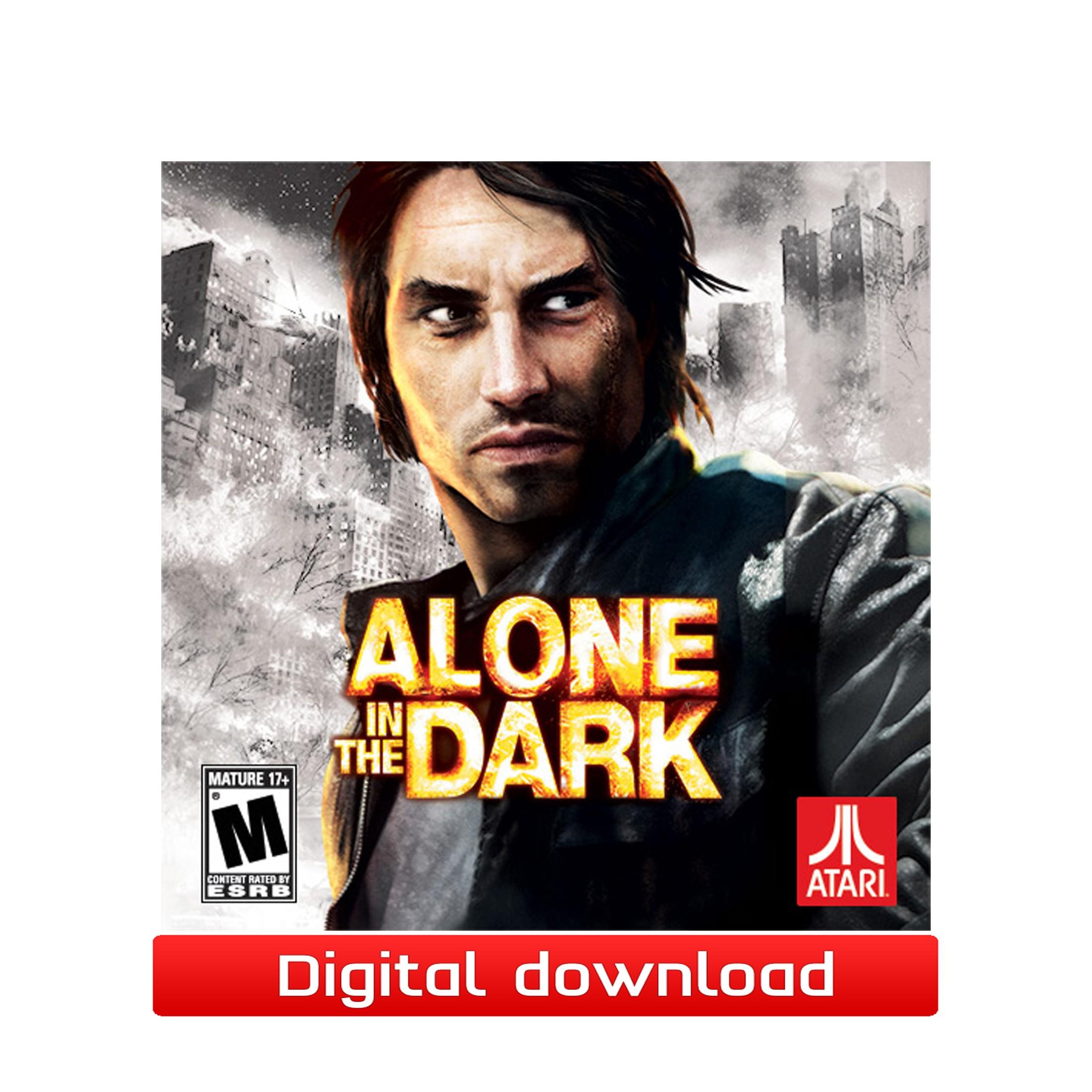 Alone in the Dark (PC nedlastning) PCDD37164
