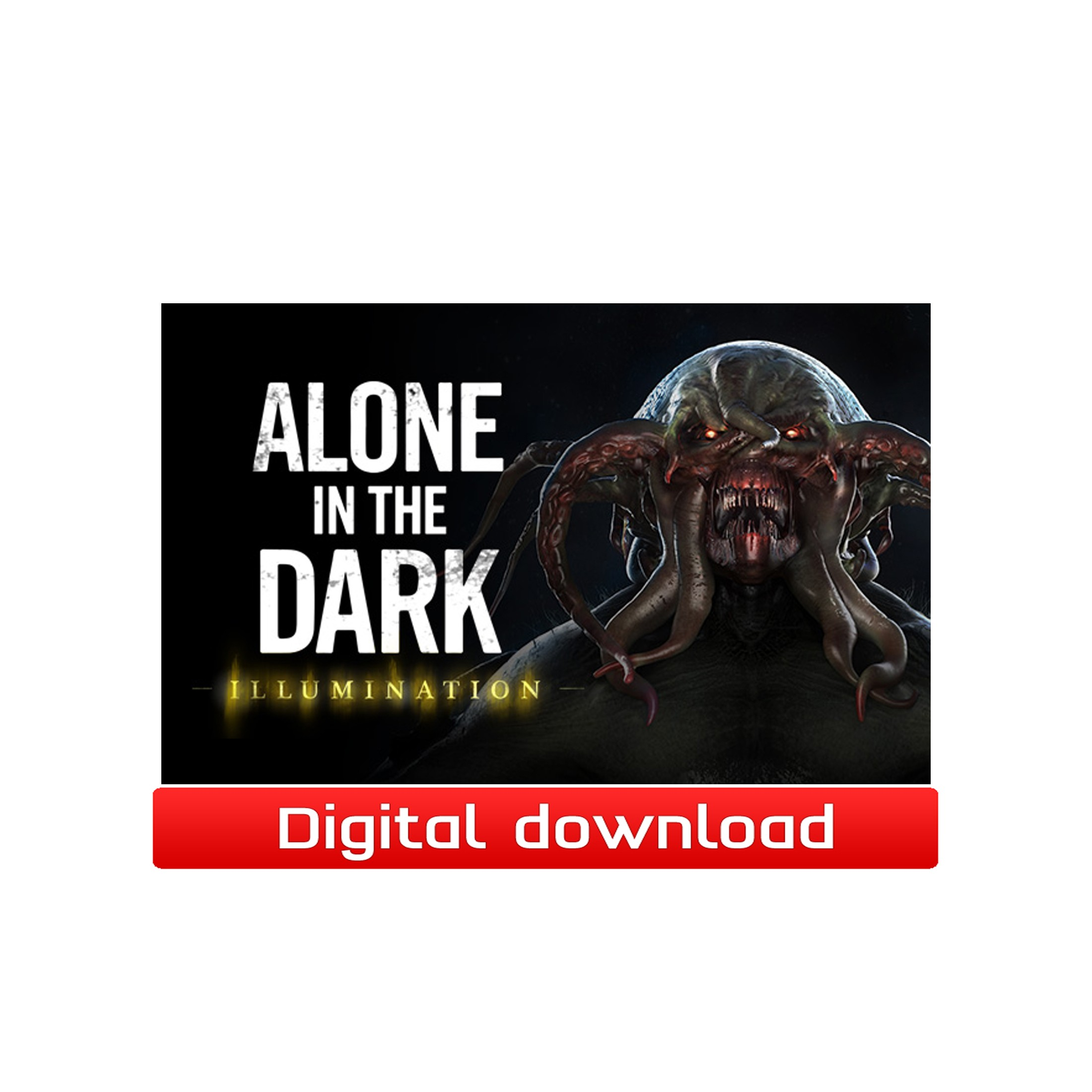37166 : Alone in the Dark: Illumination (PC nedlastning)
