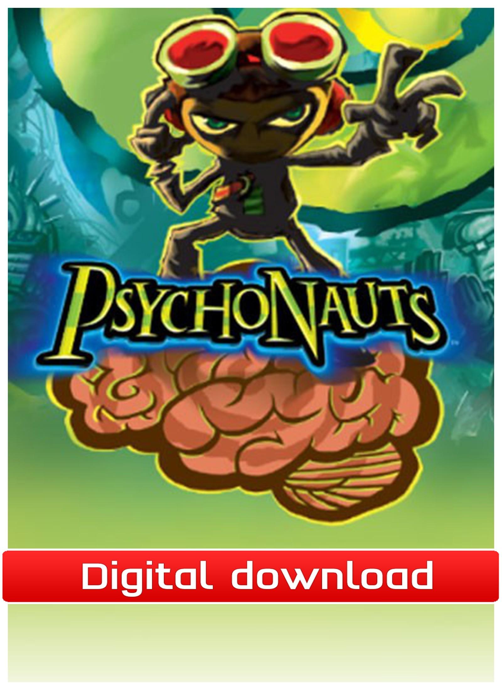 37196 : Psychonauts (PC nedlastning)