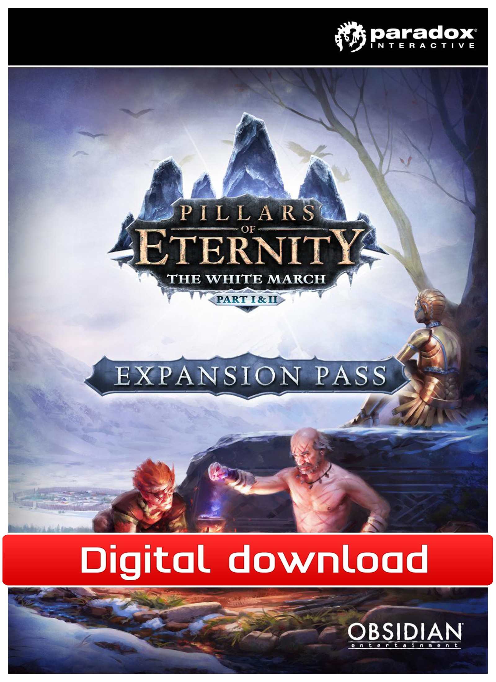 37617 : Pillars of Eternity: Expansion Pass (PC nedlastning)