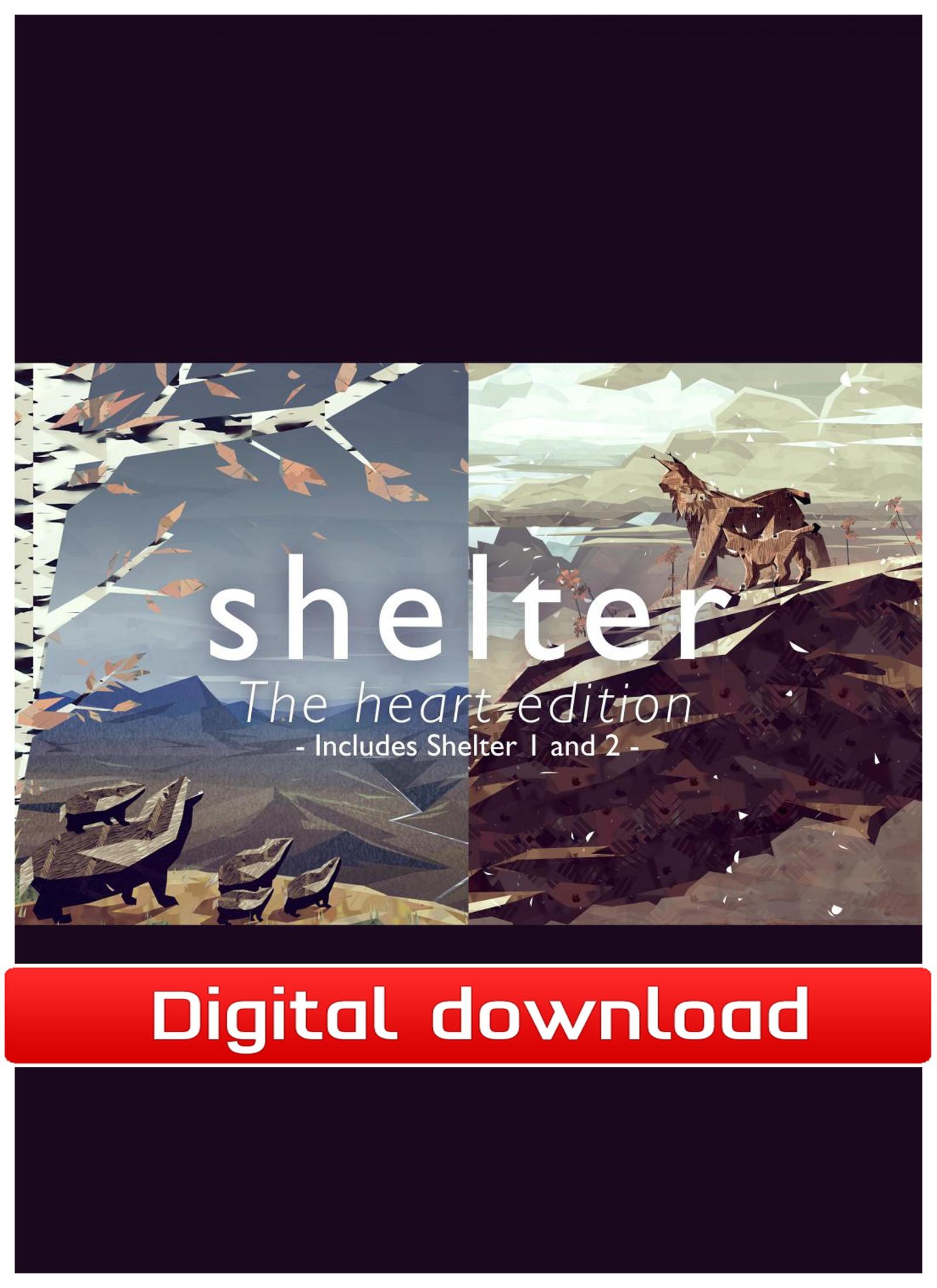 37629 : Shelter - The Heart Edition (PC nedlastning)