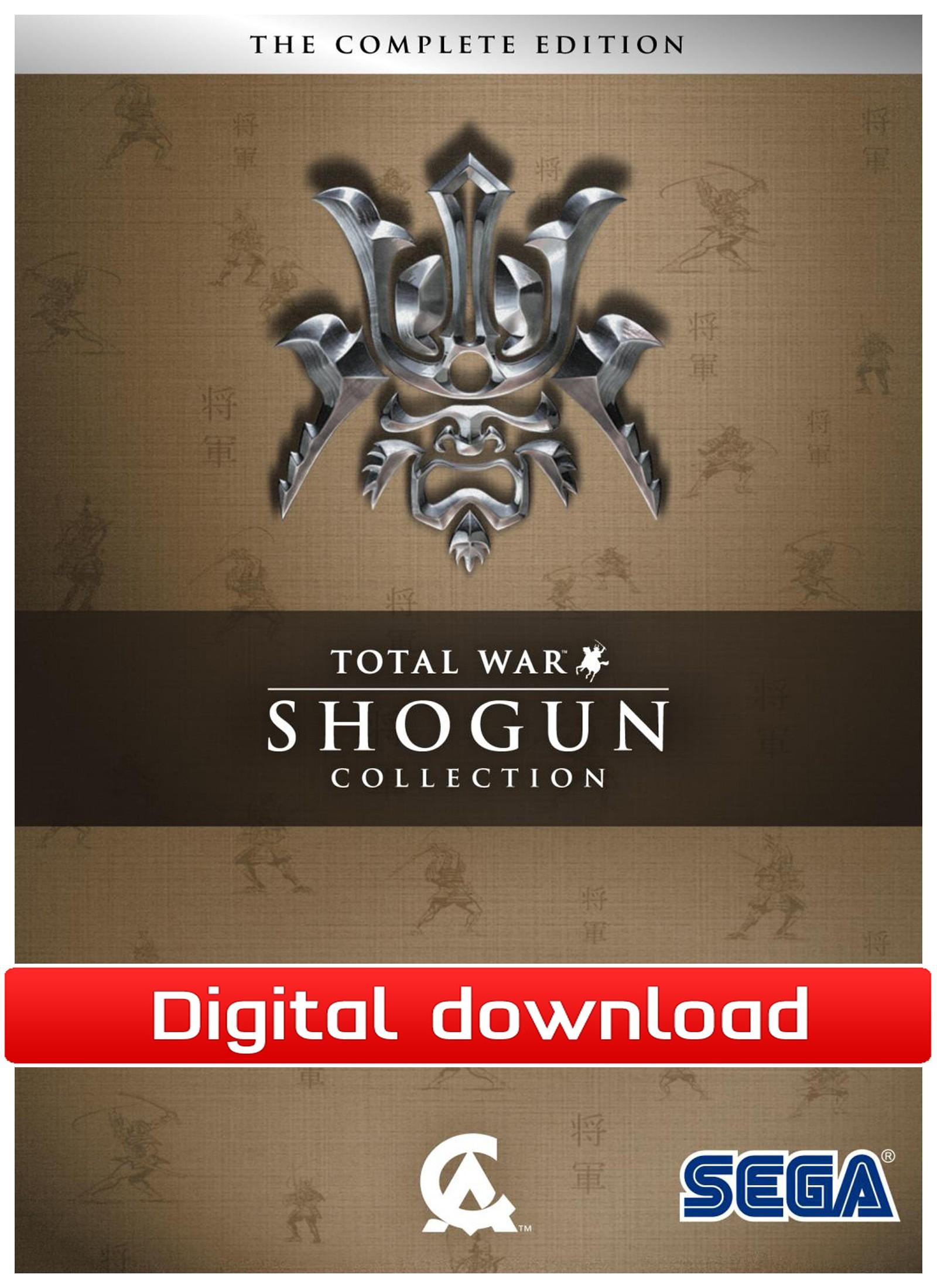 37683 : Shogun: Total War - Collection (PC nedlastning)